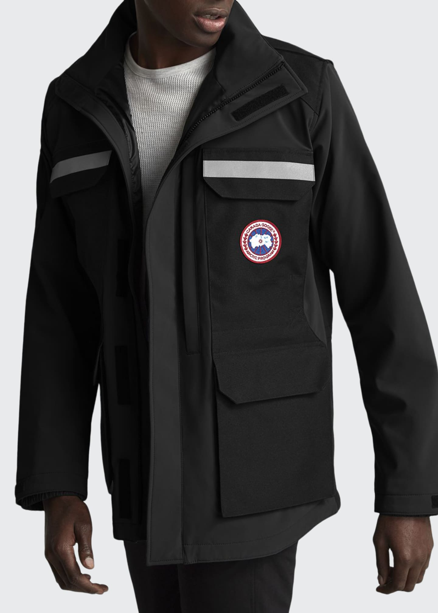Canada Goose Men's Photojournalist Zip Front Jacket