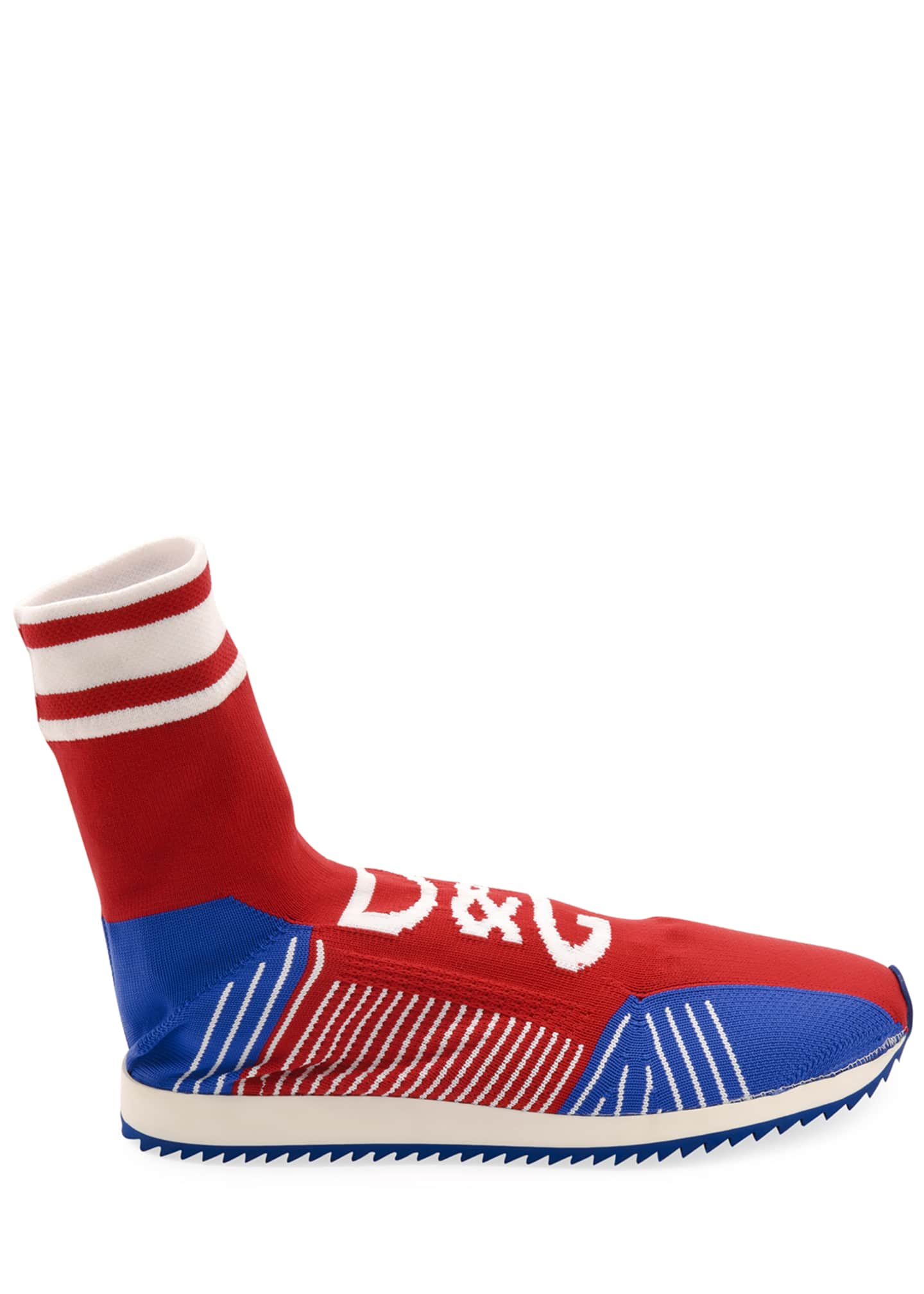 Image 2 of 3: Men's Sorrento Sock Soccer Sneakers