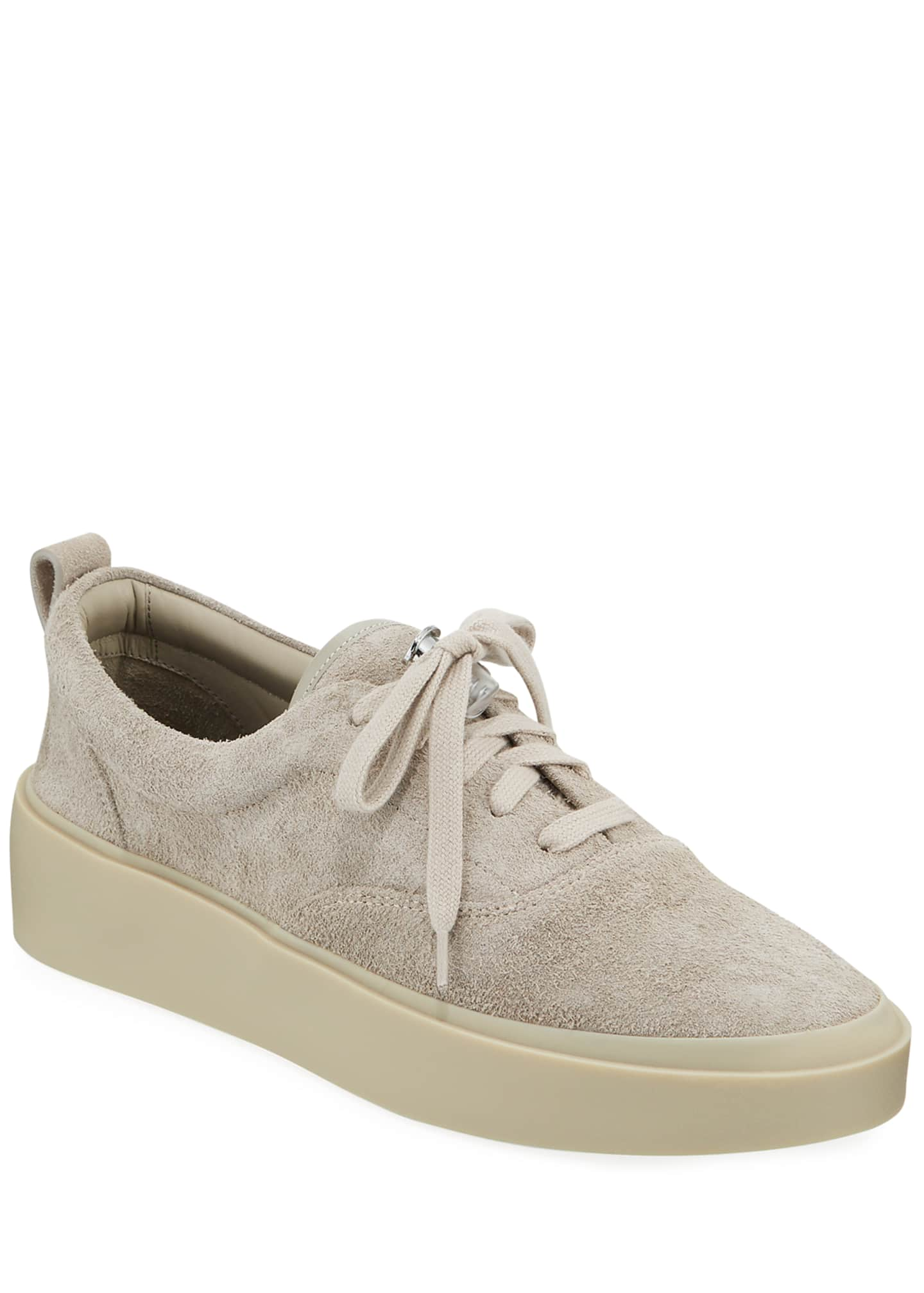 Fear of God Men's 101 Low-Top Suede Sneakers