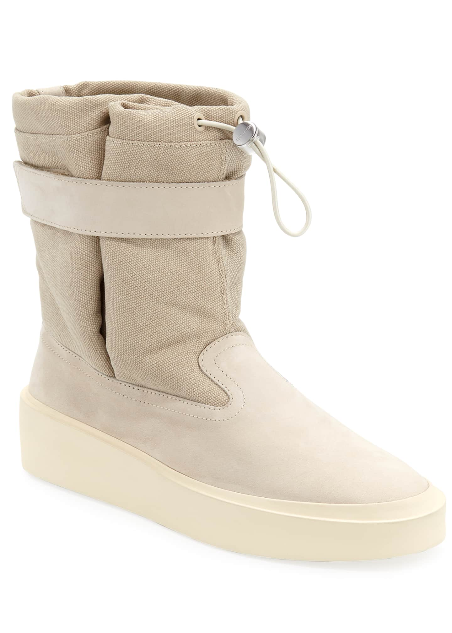 Fear of God Men's Ski Lounge Suede and
