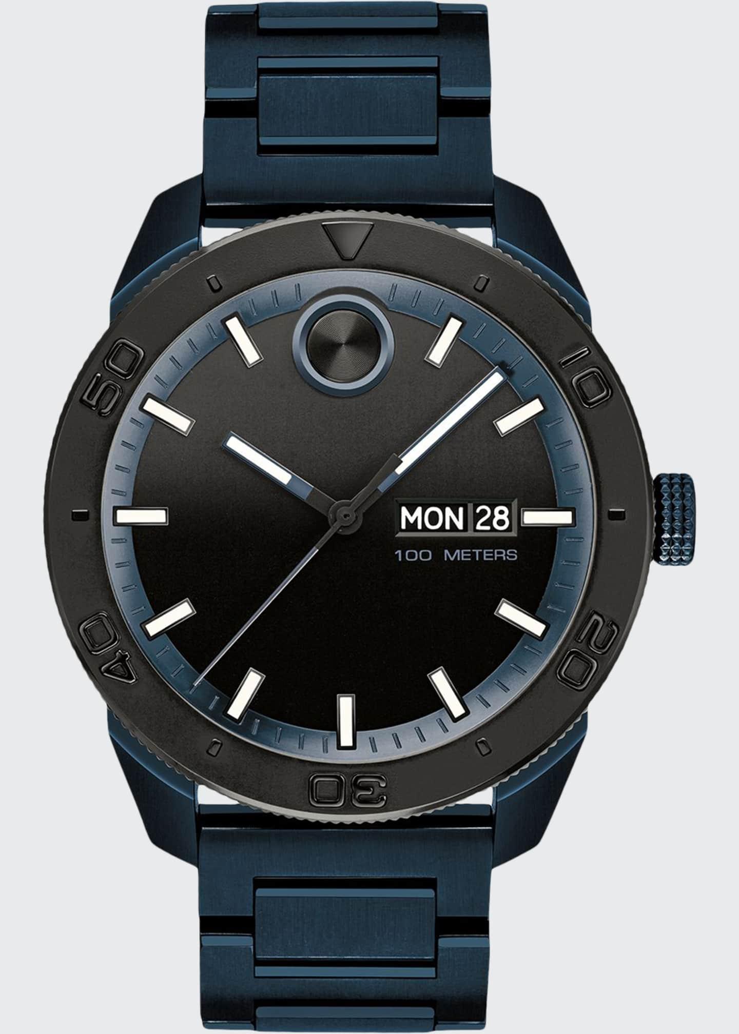 Movado Bold Men's Bold Sport Bracelet Watch