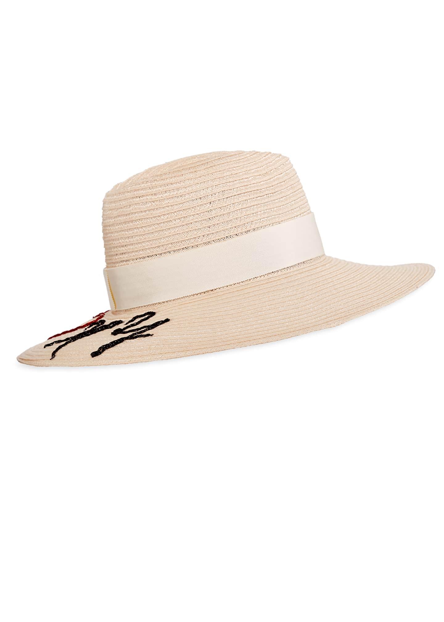 Eugenia Kim Emmanuelle I Heart NY Sun Hat