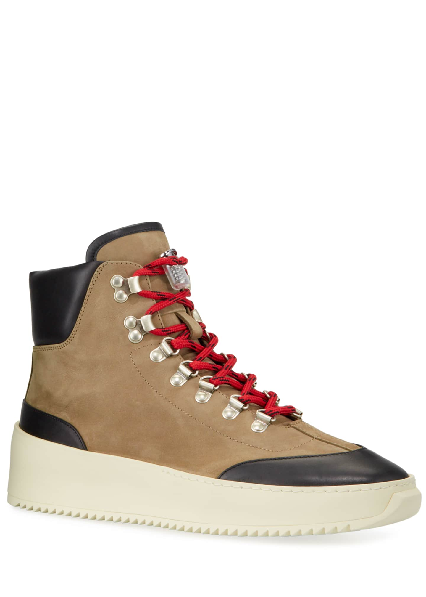 Fear of God Men's 6th Collection Suede Hiker