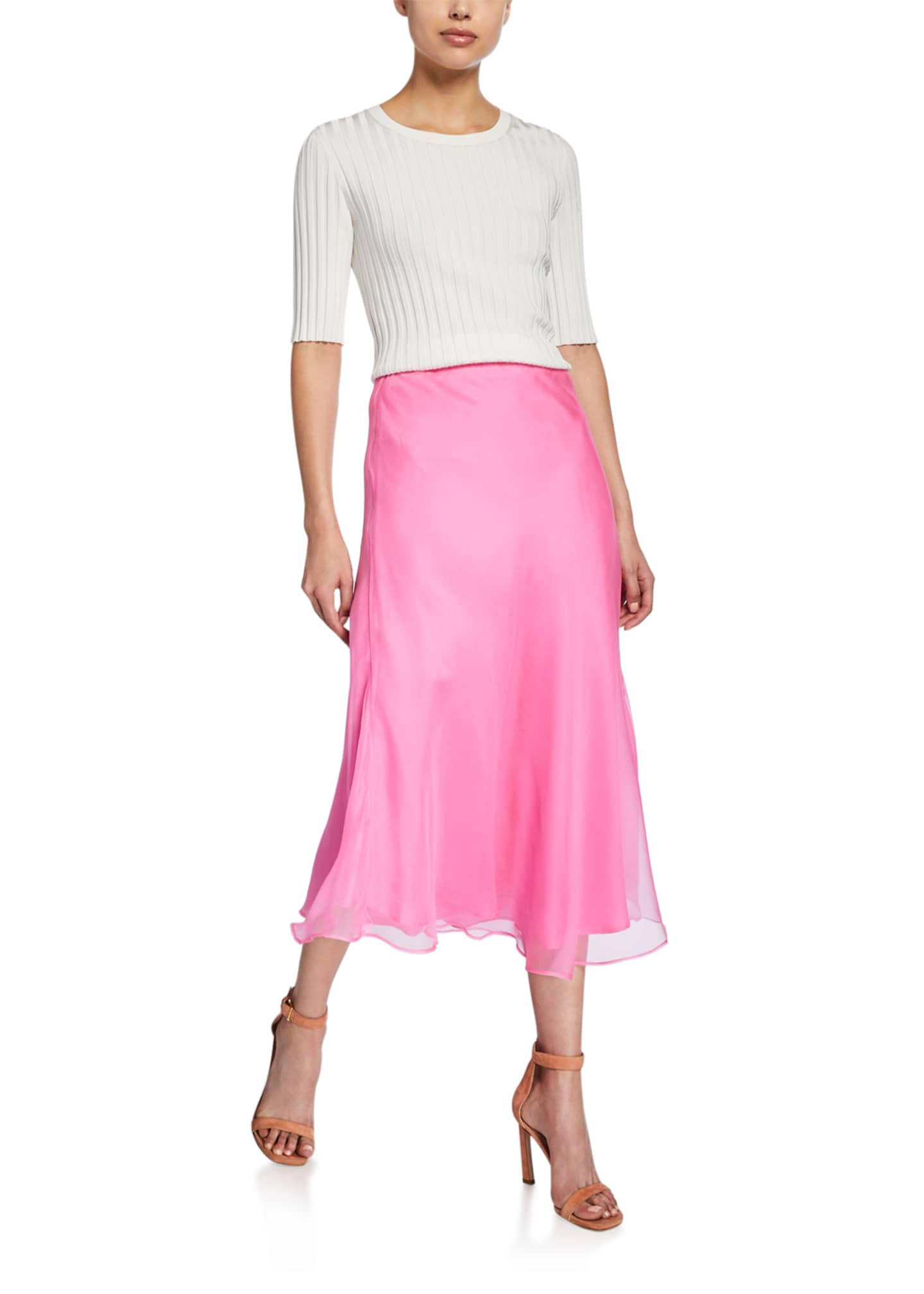 Image 3 of 3: Because We Can Midi Skirt