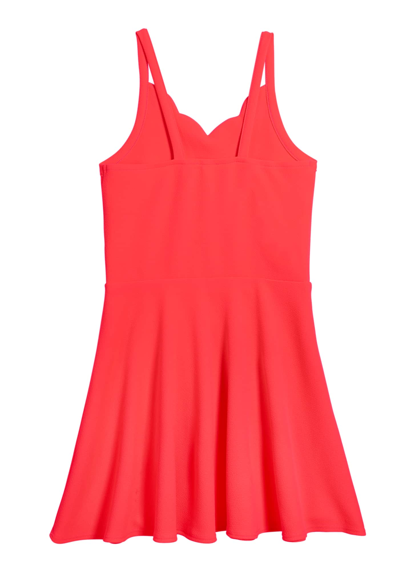 Image 2 of 2: The Laynie V-Neck Sleeveless Dress, Size S-XL