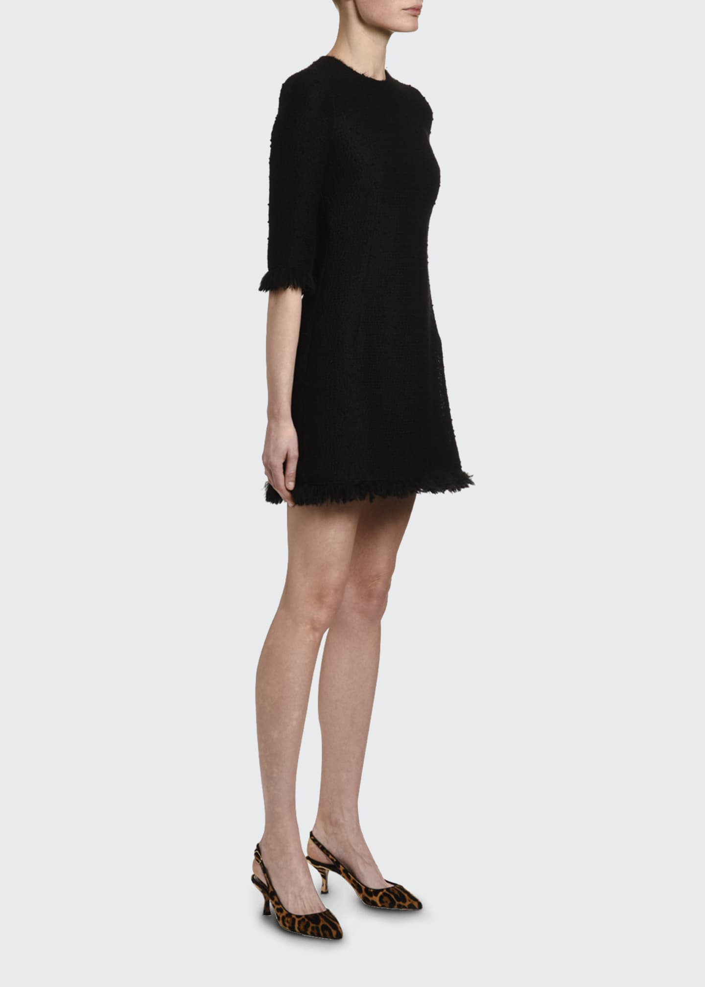 Image 3 of 3: Lightweight Crepe Dress