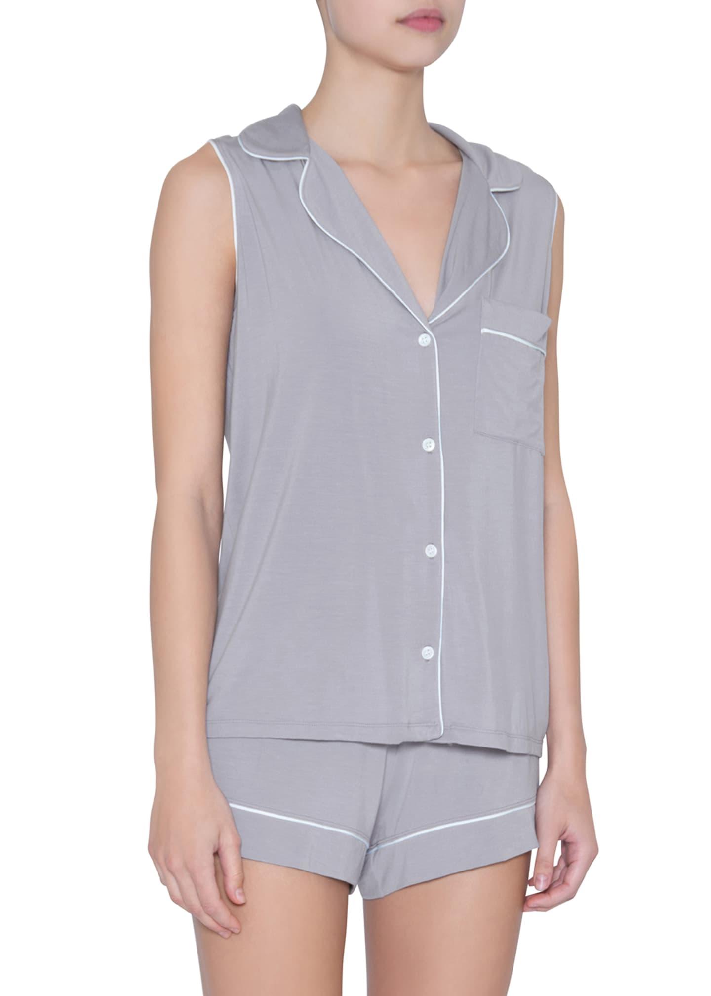 Eberjey Phoebe Sleeveless Shorty Pajama Set