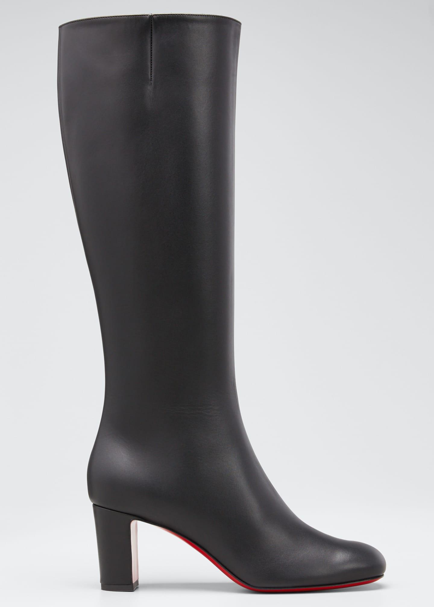 Christian Louboutin Cadrilla Botta Tall Boots