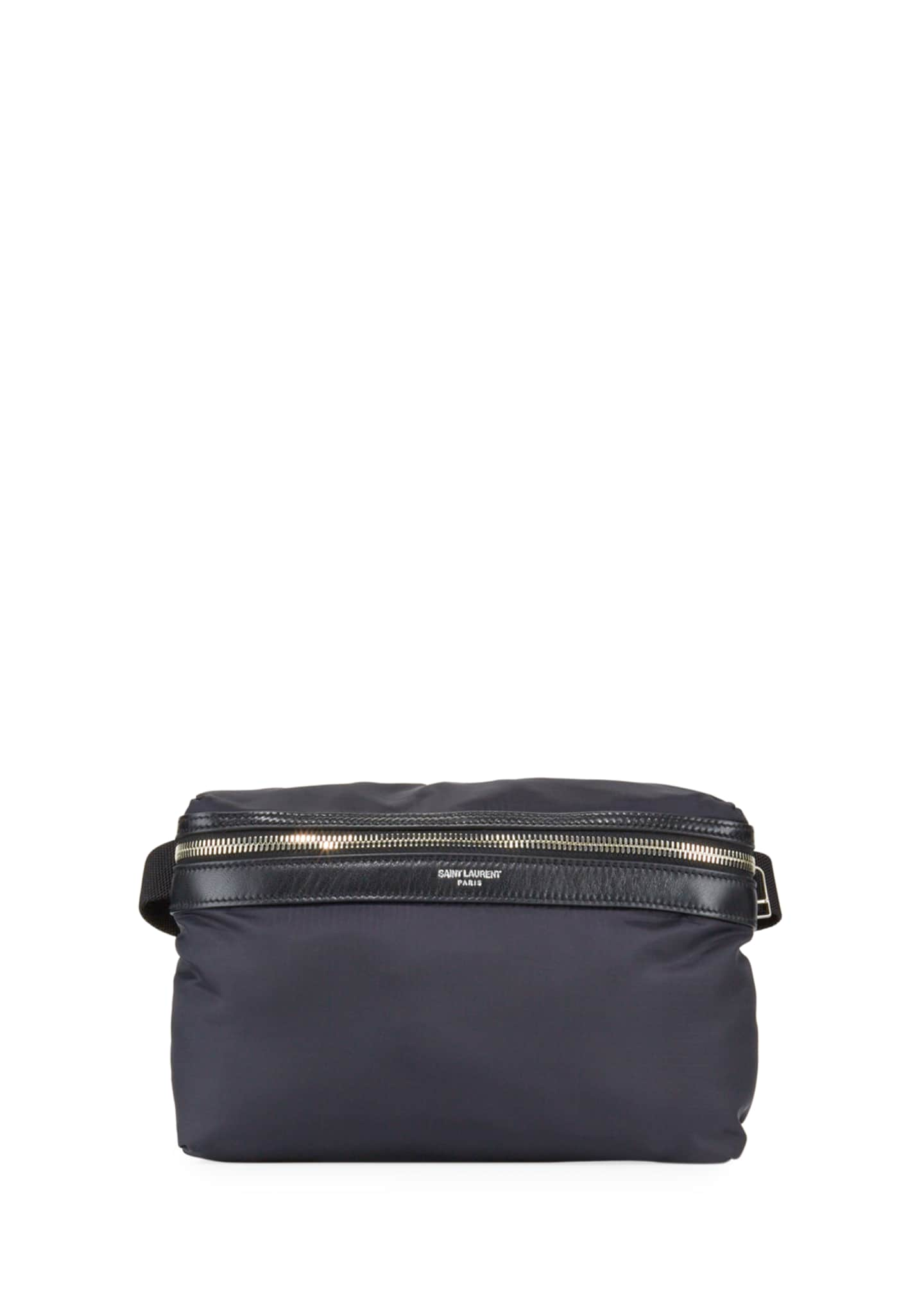 Image 4 of 4: Men's City Belt Bag/Fold-Up Backpack