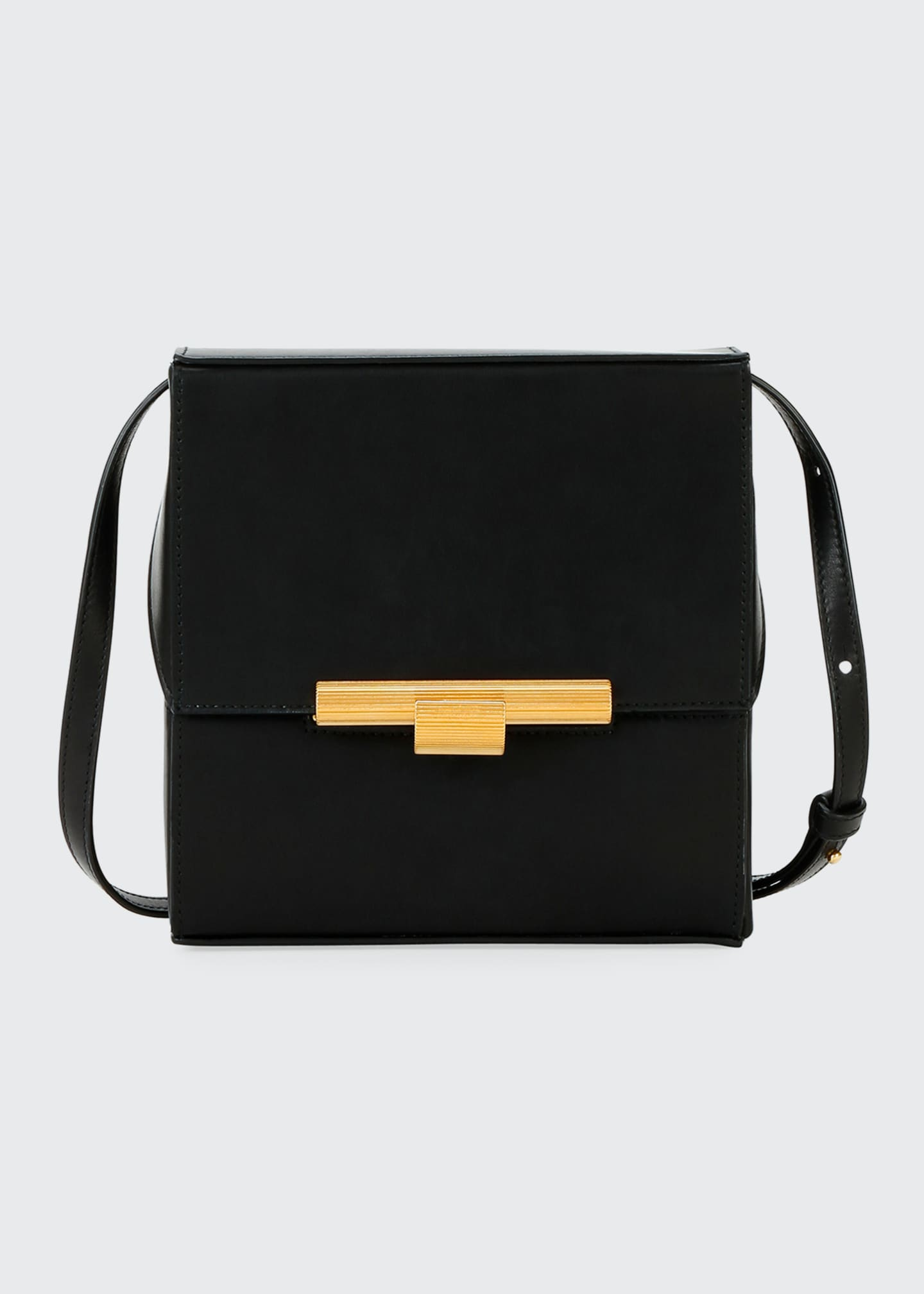 Image 1 of 1: French Calf Crossbody Bag