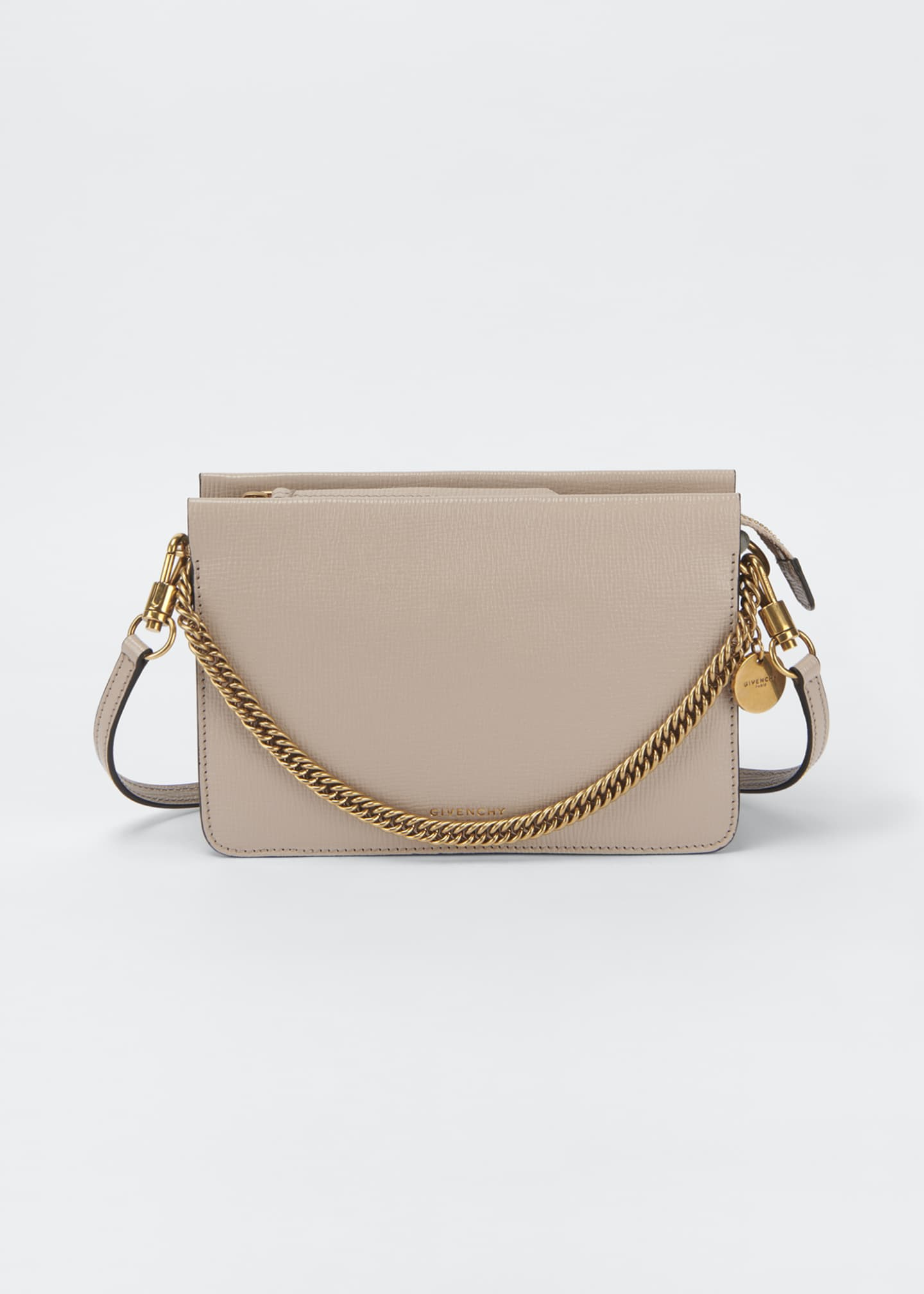 Image 1 of 5: Cross 3 Leather Crossbody Bag
