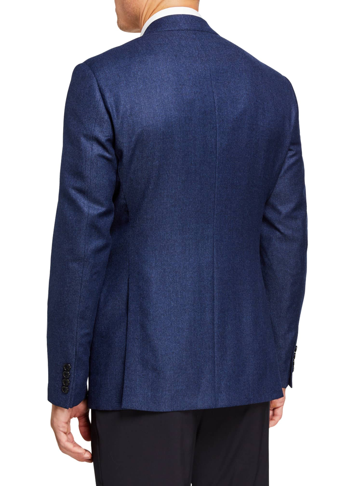 Image 2 of 3: Men's Micro Two-Button Jacket