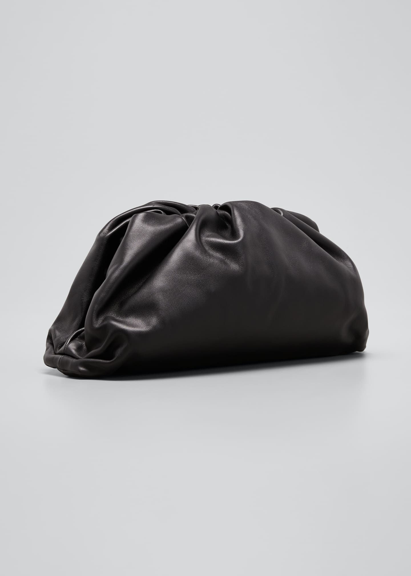 Image 3 of 5: The Pouch Bag in Butter Calf Leather
