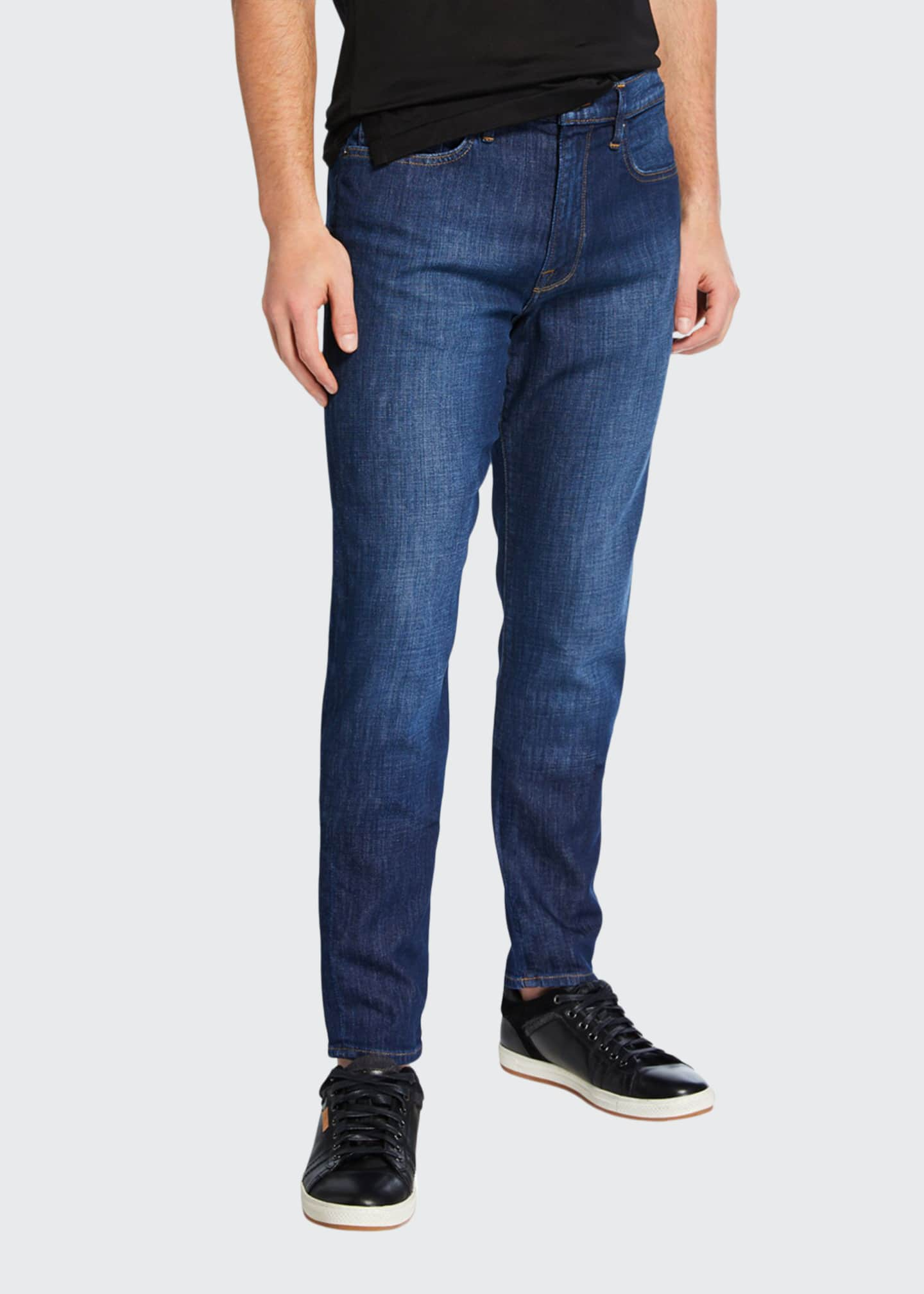 "Image 1 of 3: Men's L'Homme Athletic Jeans - 33"" Inseam"