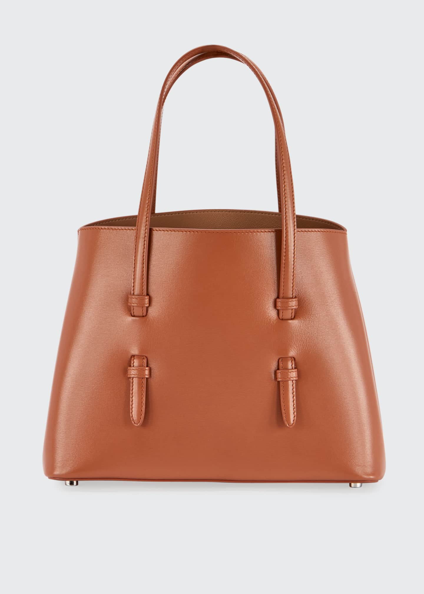 Image 2 of 4: Mina Vienne Small Lux Tote Bag