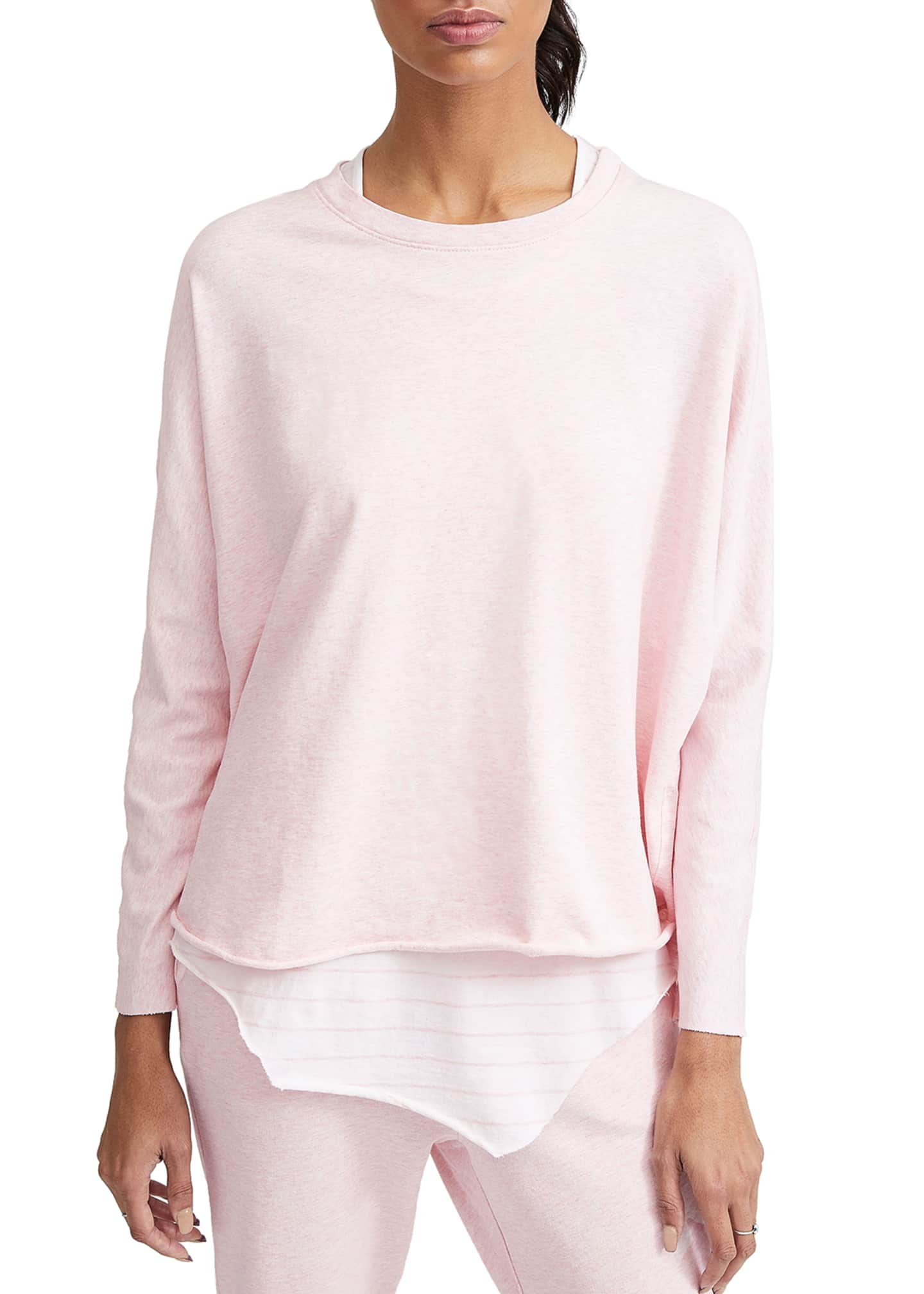 Frank & Eileen Tee Lab Oversized Continuous Long-Sleeve