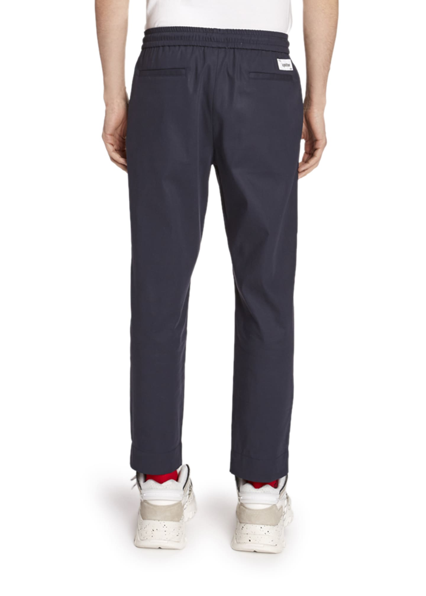 Image 2 of 3: Men's Tapered Crop Pants