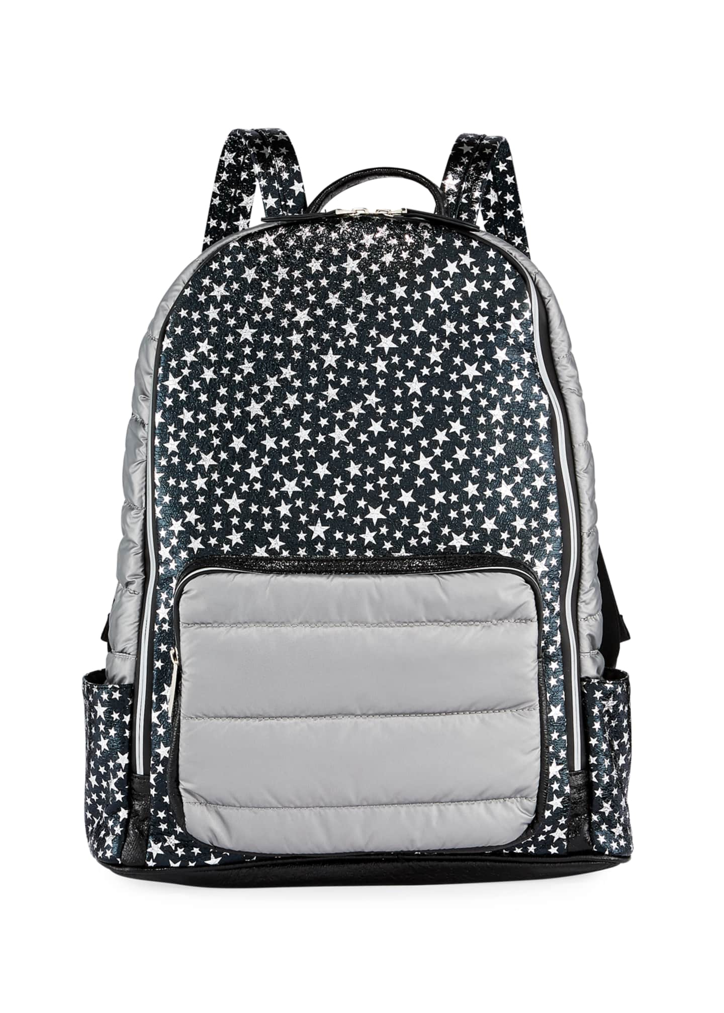Bari Lynn Girls' Star-Print Backpack
