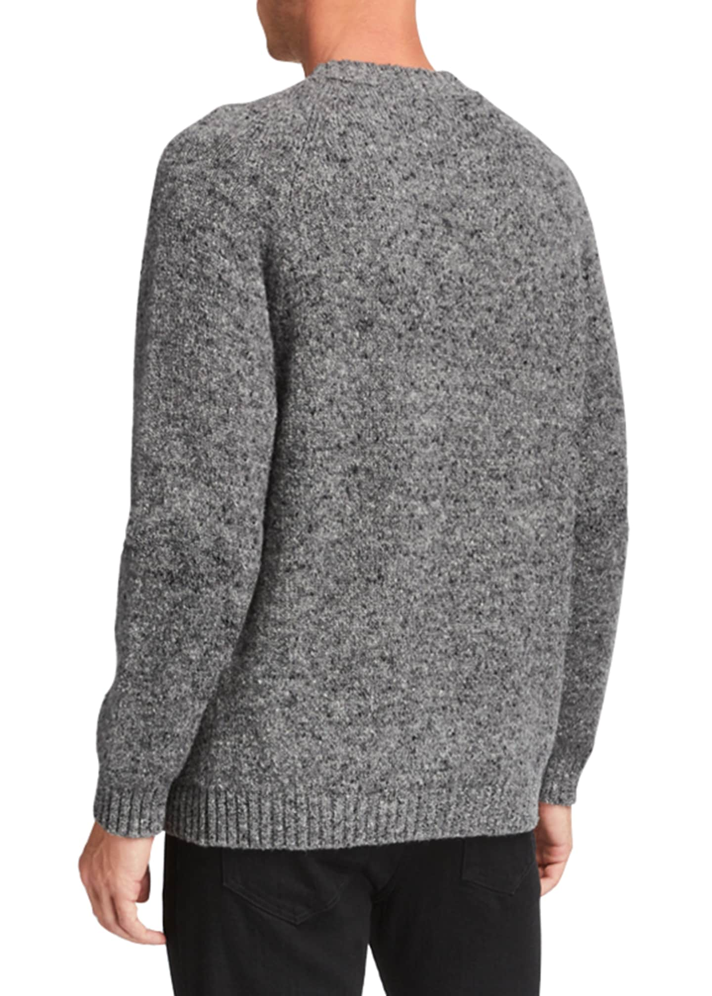 Image 2 of 3: Men's Ezra Crewneck Sweater