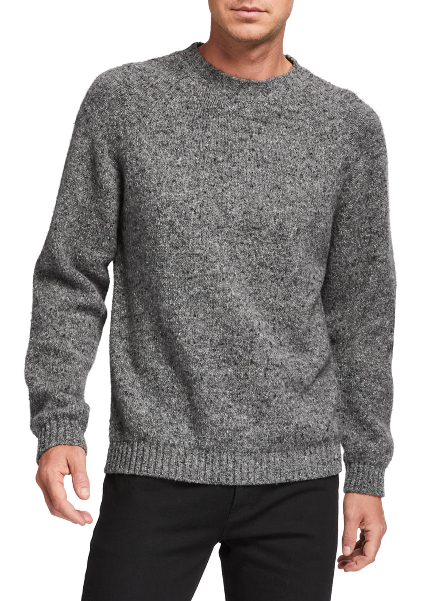 Image 1 of 3: Men's Ezra Crewneck Sweater