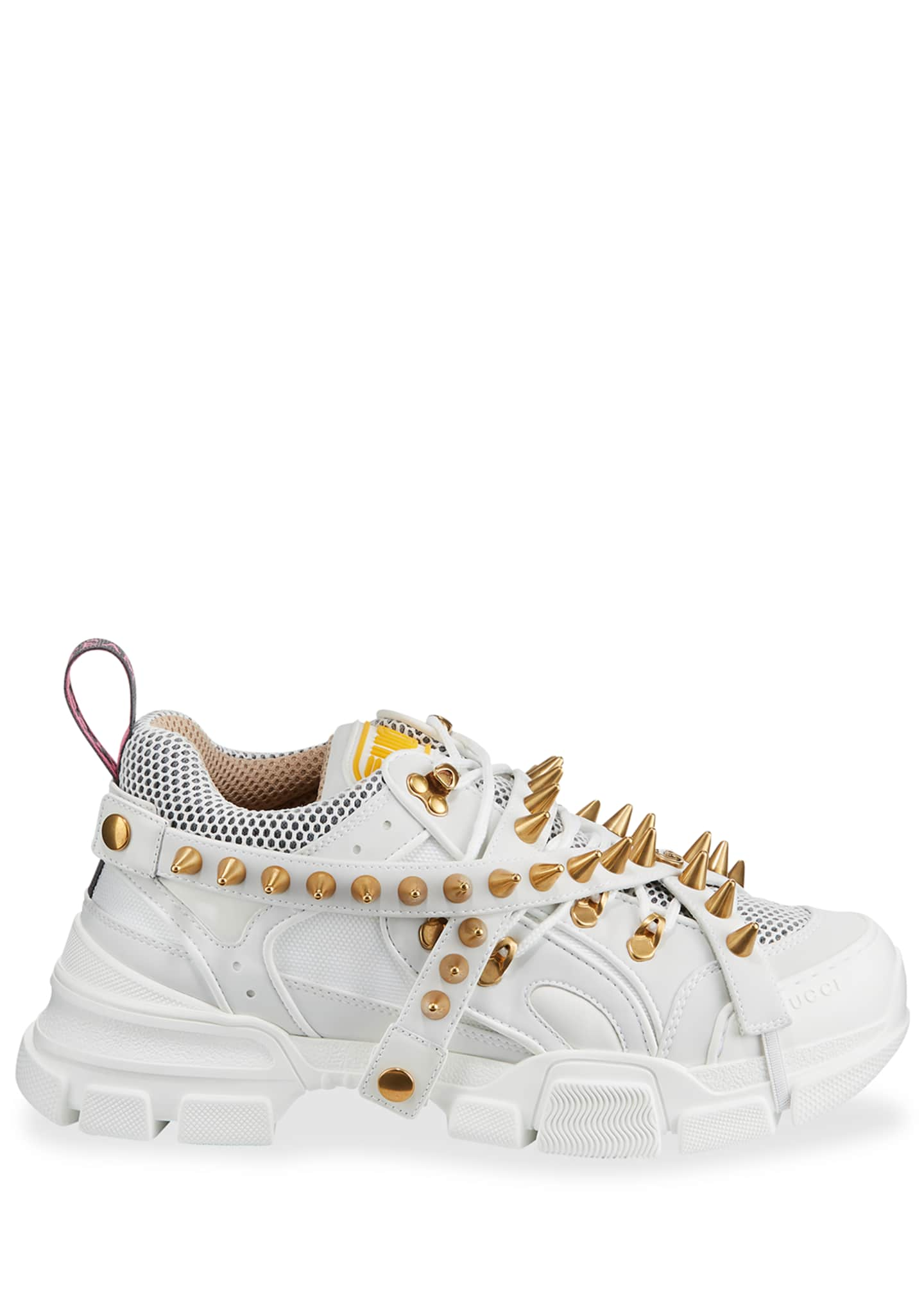 Image 3 of 4: Men's Flashtrek Sneakers with Removable Spikes