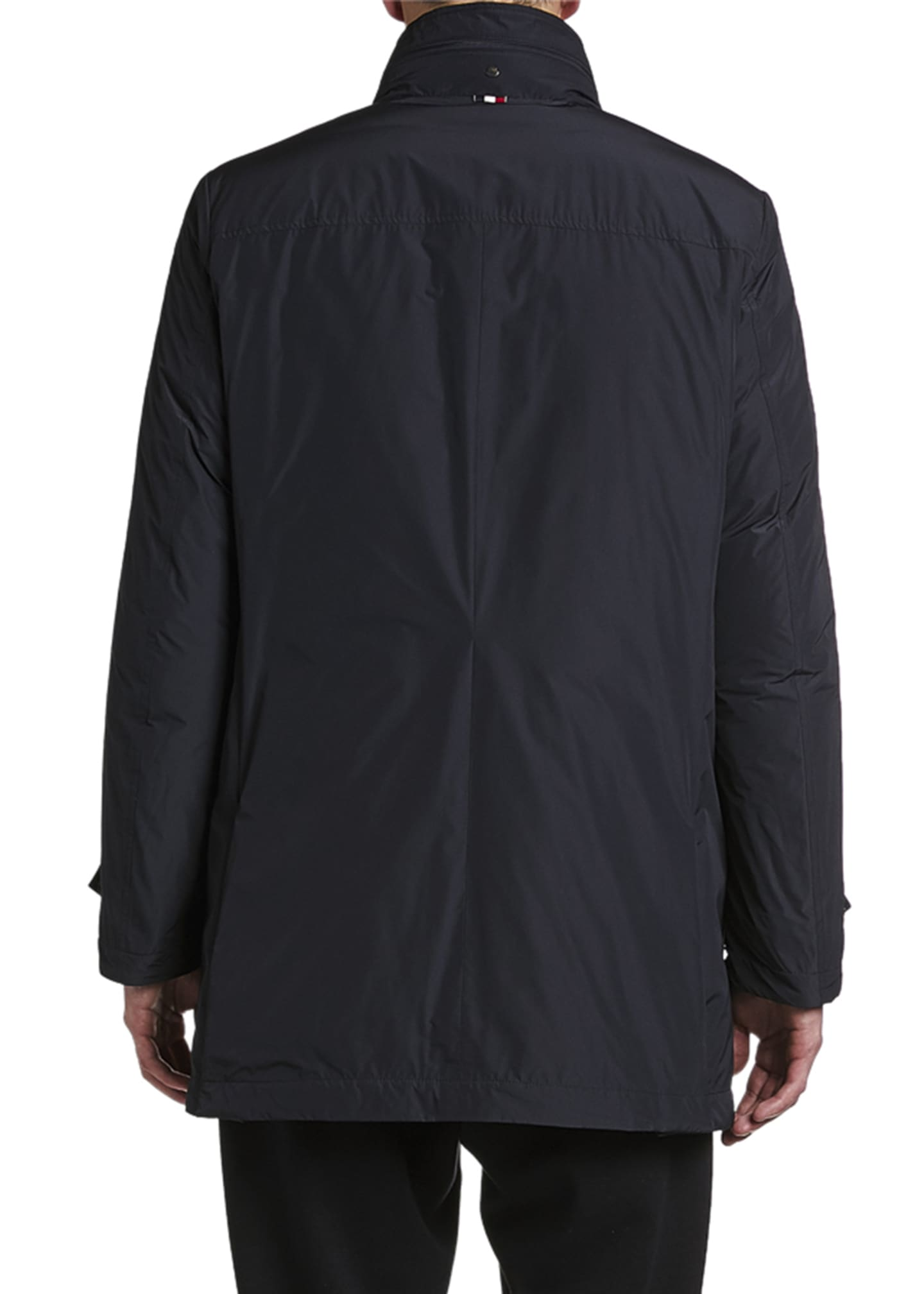 Image 2 of 2: Men's Daumeray Snap-Front Utility Jacket