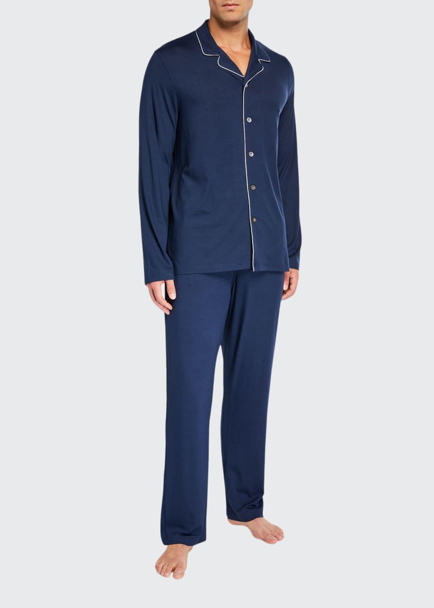 Derek Rose Men's Basel 1 Jersey Pajamas w/