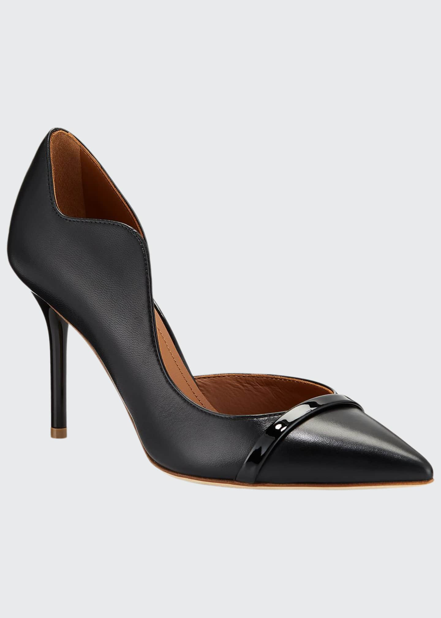Malone Souliers Morrissey Napa Pointed Pumps
