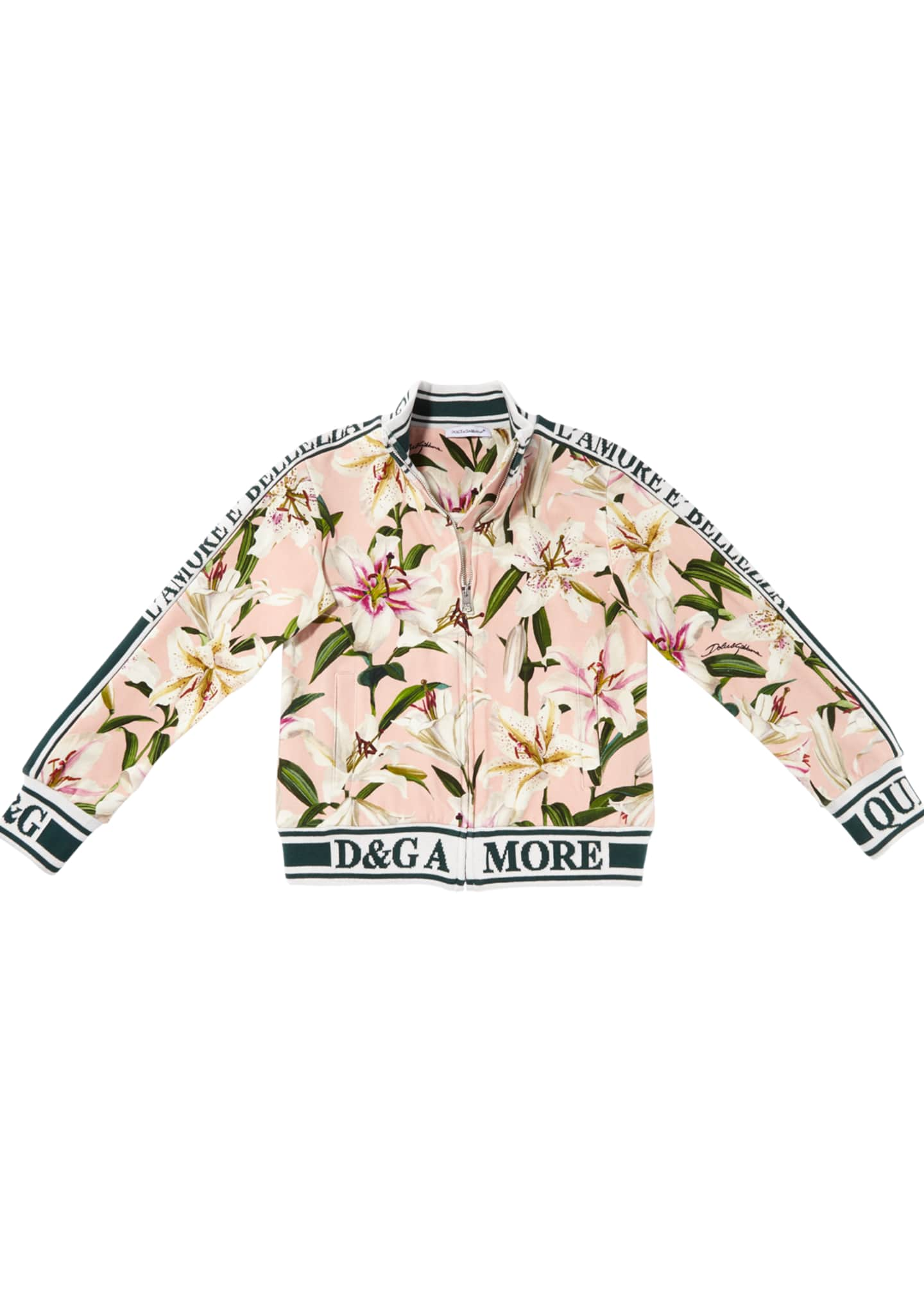 Dolce & Gabbana Lilly of the Valley Print