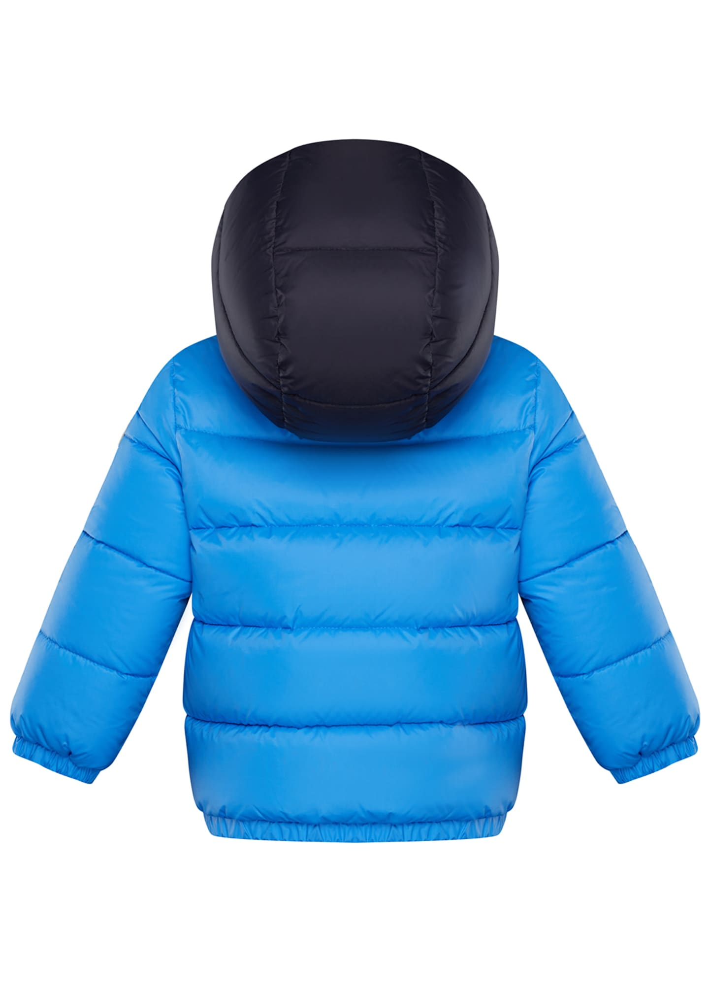 Image 2 of 2: Perols Quilted Hooded Puffer Jacket, Size 12M-3