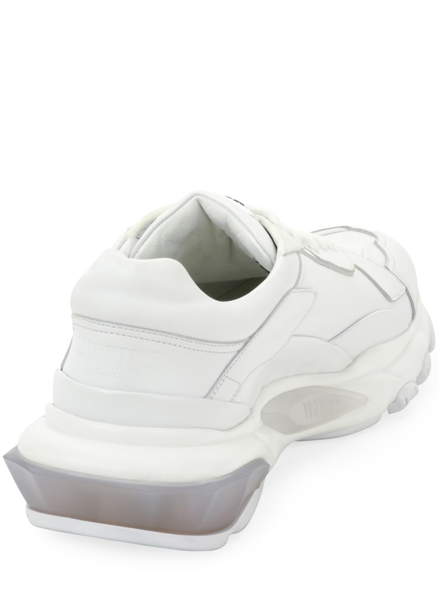 Men's Bounce Vltn Logo Runner Sneakers by Valentino Garavani