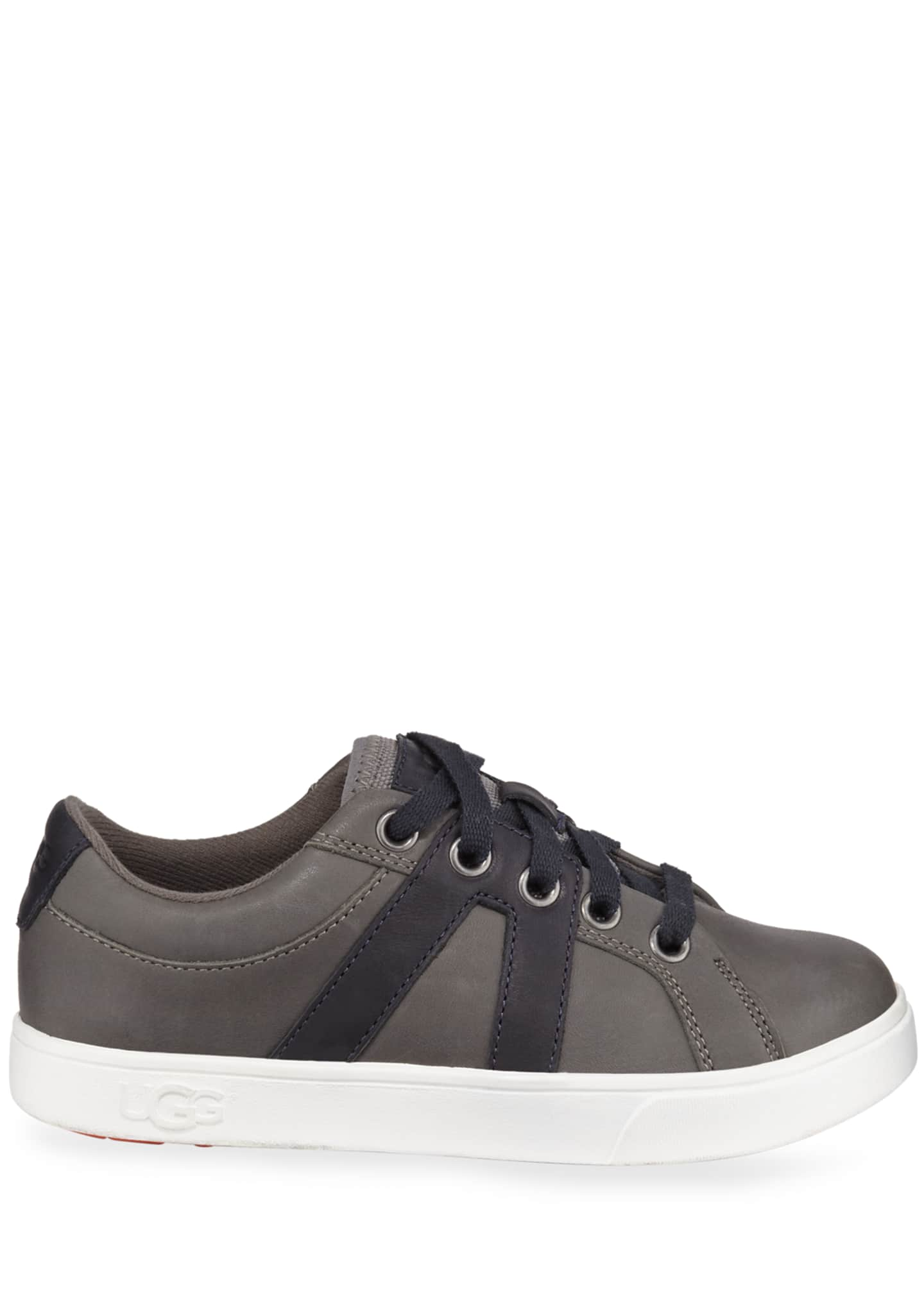 Image 2 of 4: Marcus Leather Sneakers, Toddler/Kids