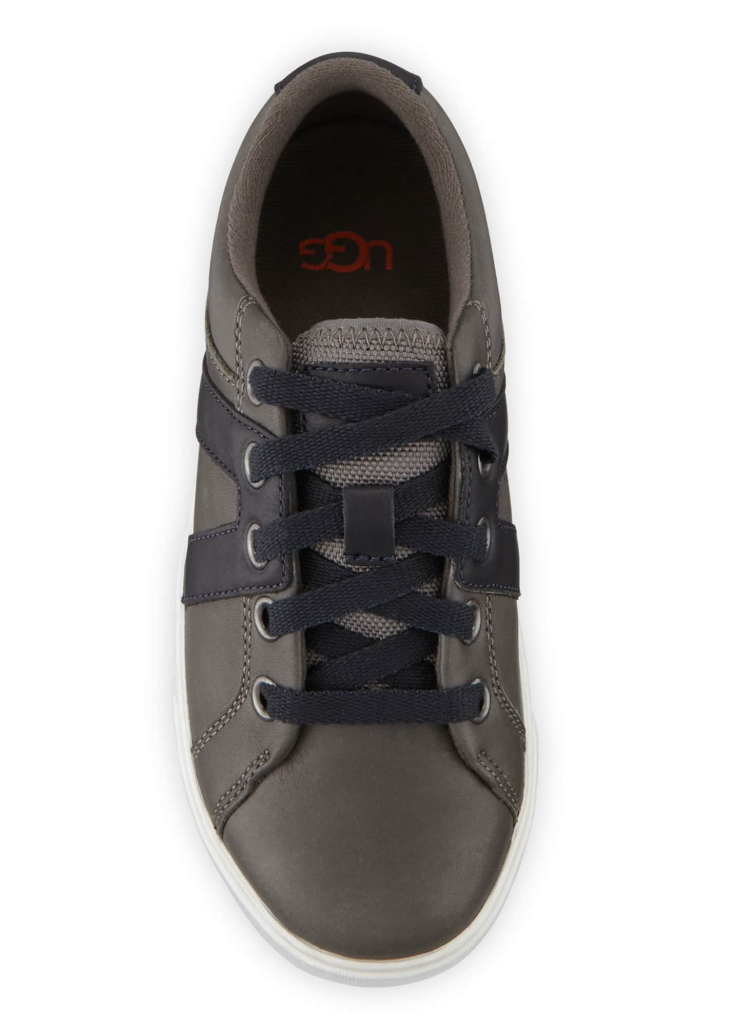 Image 3 of 4: Marcus Leather Sneakers, Toddler/Kids