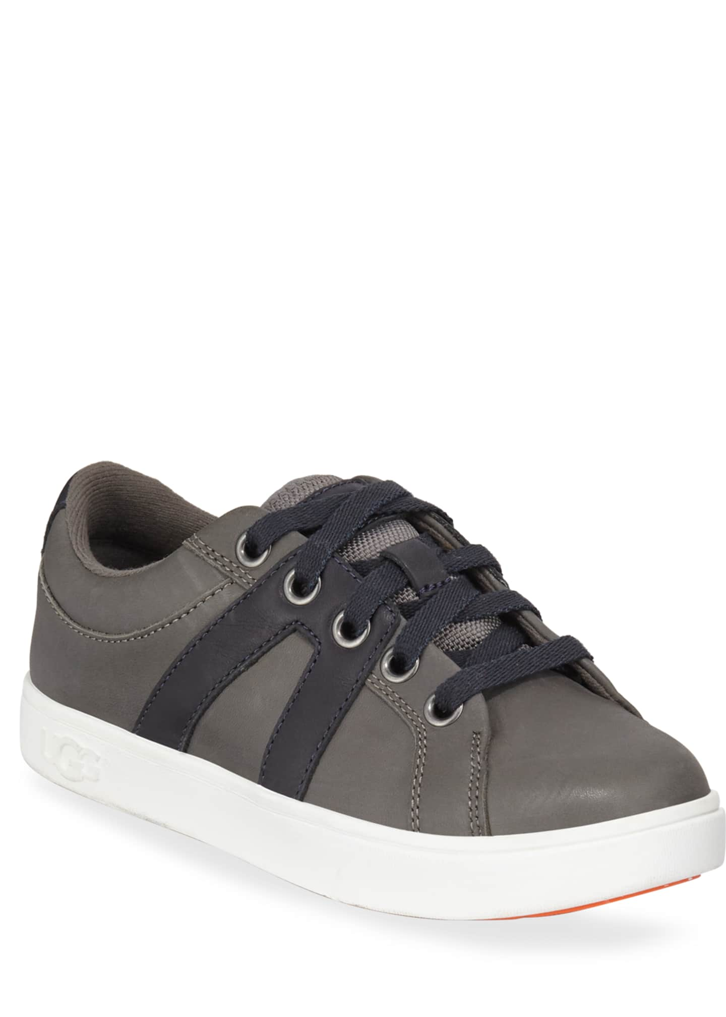 Image 1 of 4: Marcus Leather Sneakers, Toddler/Kids