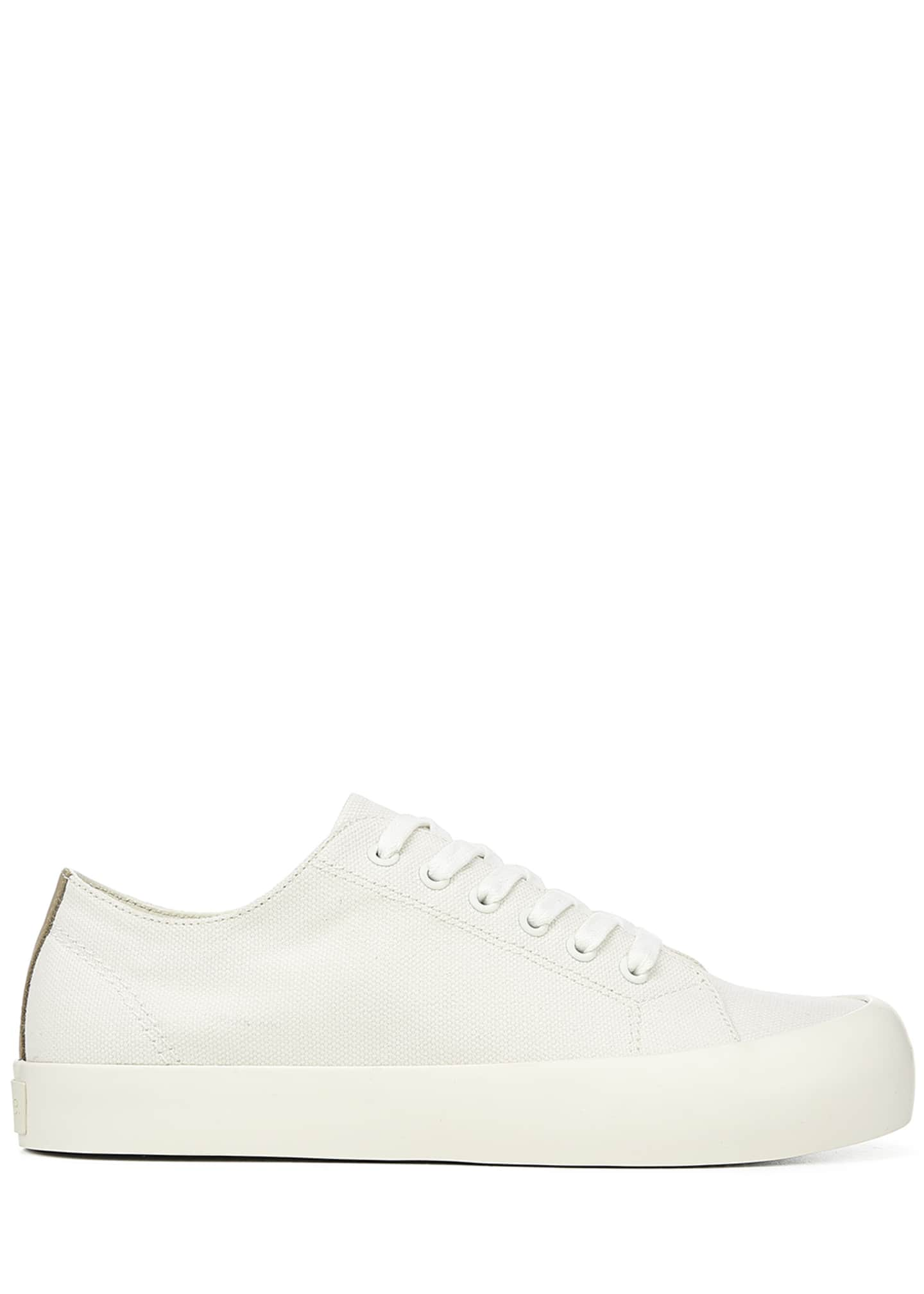 Image 2 of 5: Norwell Canvas Platform Sneakers