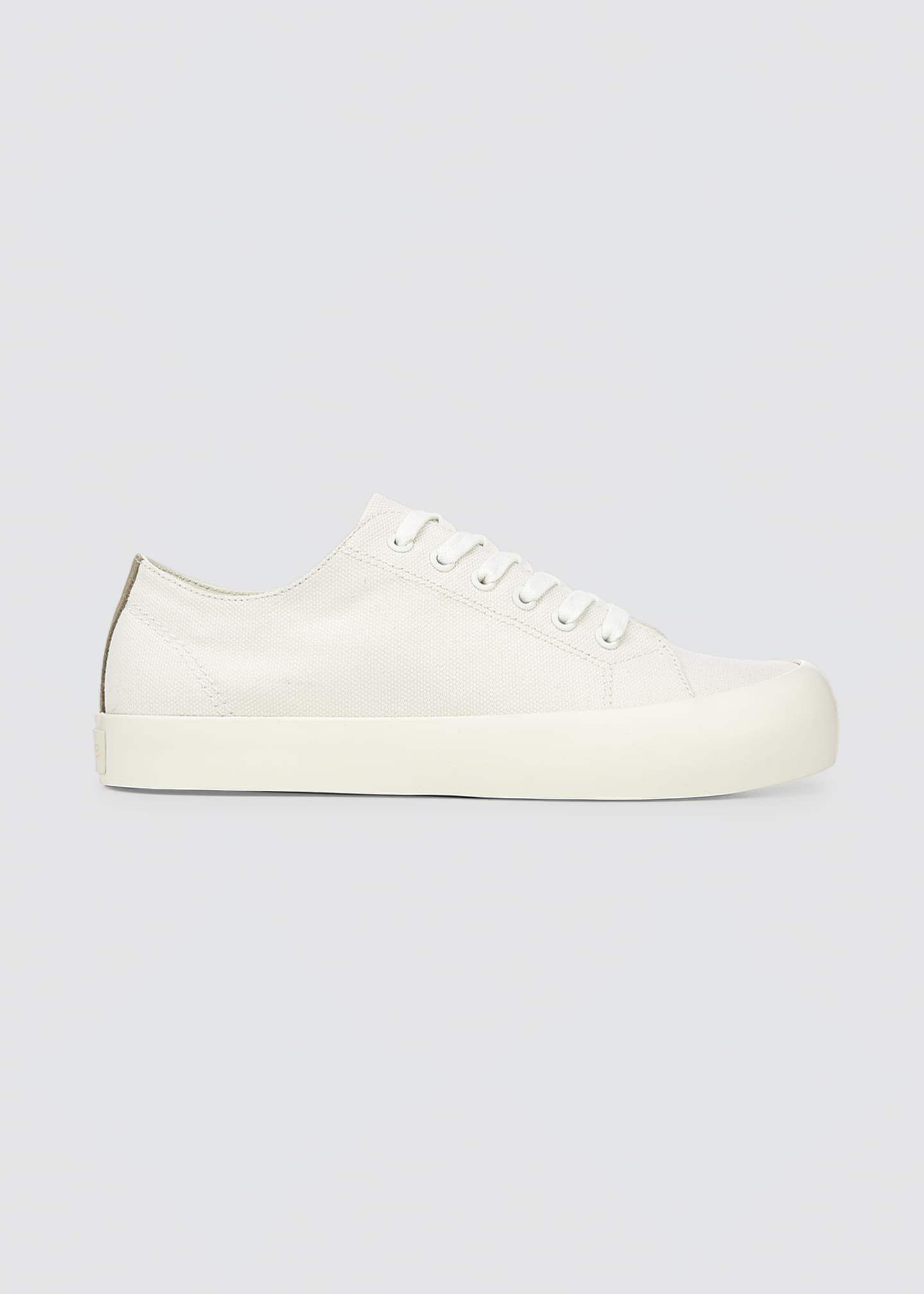 Image 1 of 5: Norwell Canvas Platform Sneakers