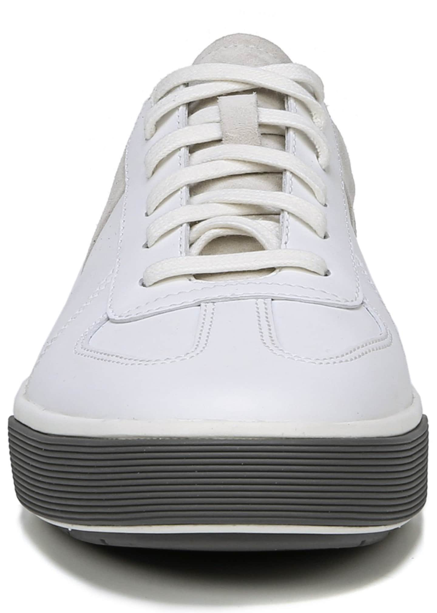 Image 3 of 5: Men's Rogue Suede & Leather Low-Top Sneakers