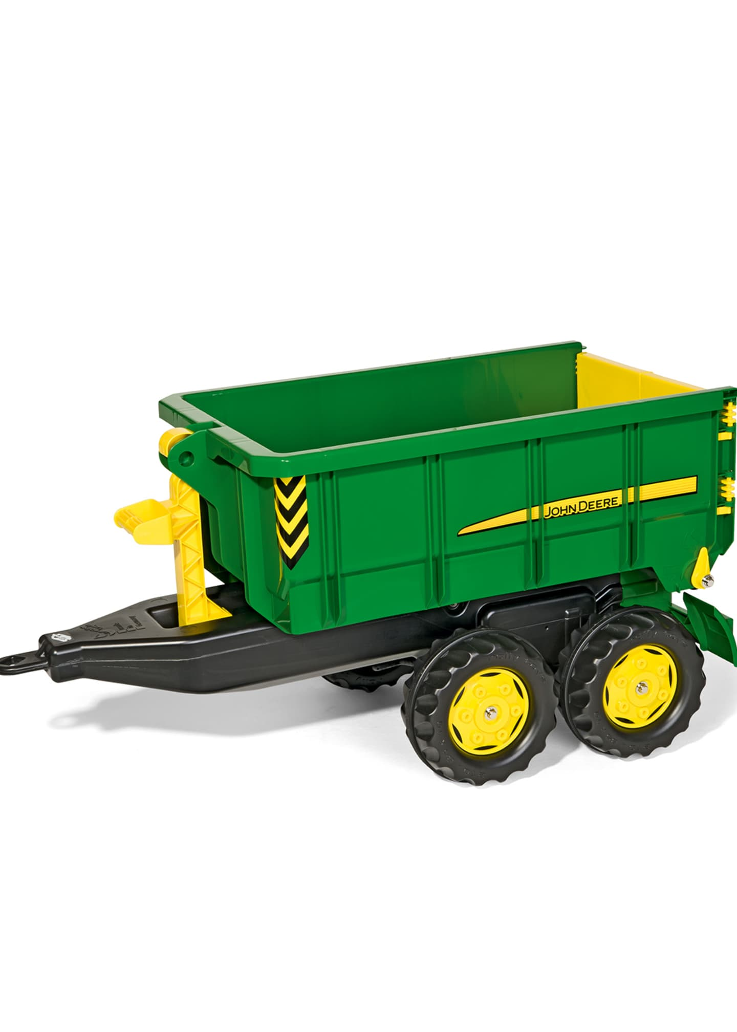 Image 1 of 1: John Deere Container Trailer Toy