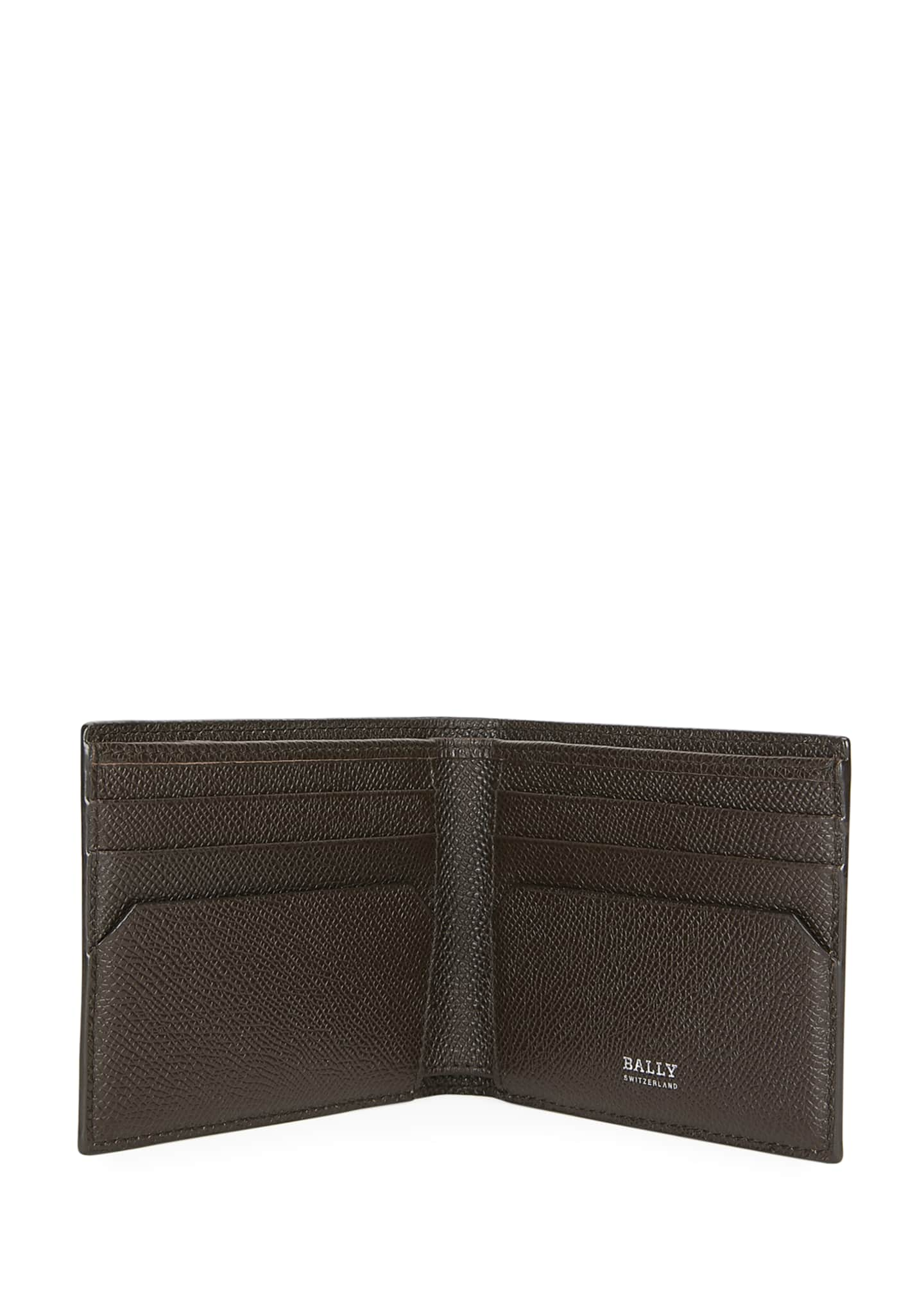Image 2 of 3: Men's Tevye Trainspotting-Stripe Wallet