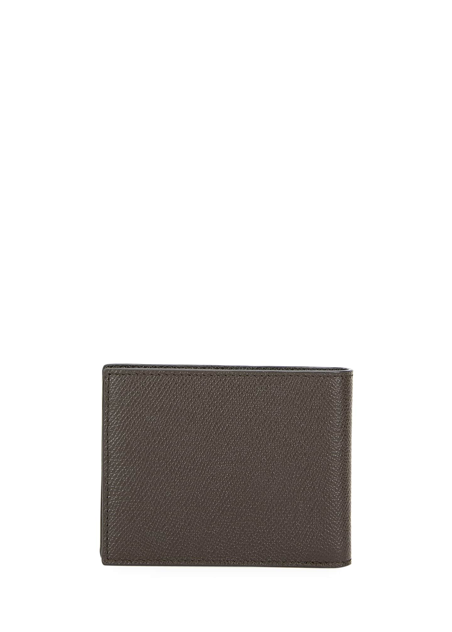 Image 3 of 3: Men's Tevye Trainspotting-Stripe Wallet
