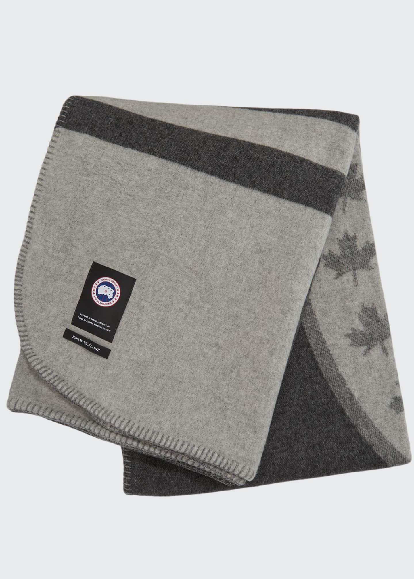 Canada Goose Men's Heavyweight Merino Wool Blanket