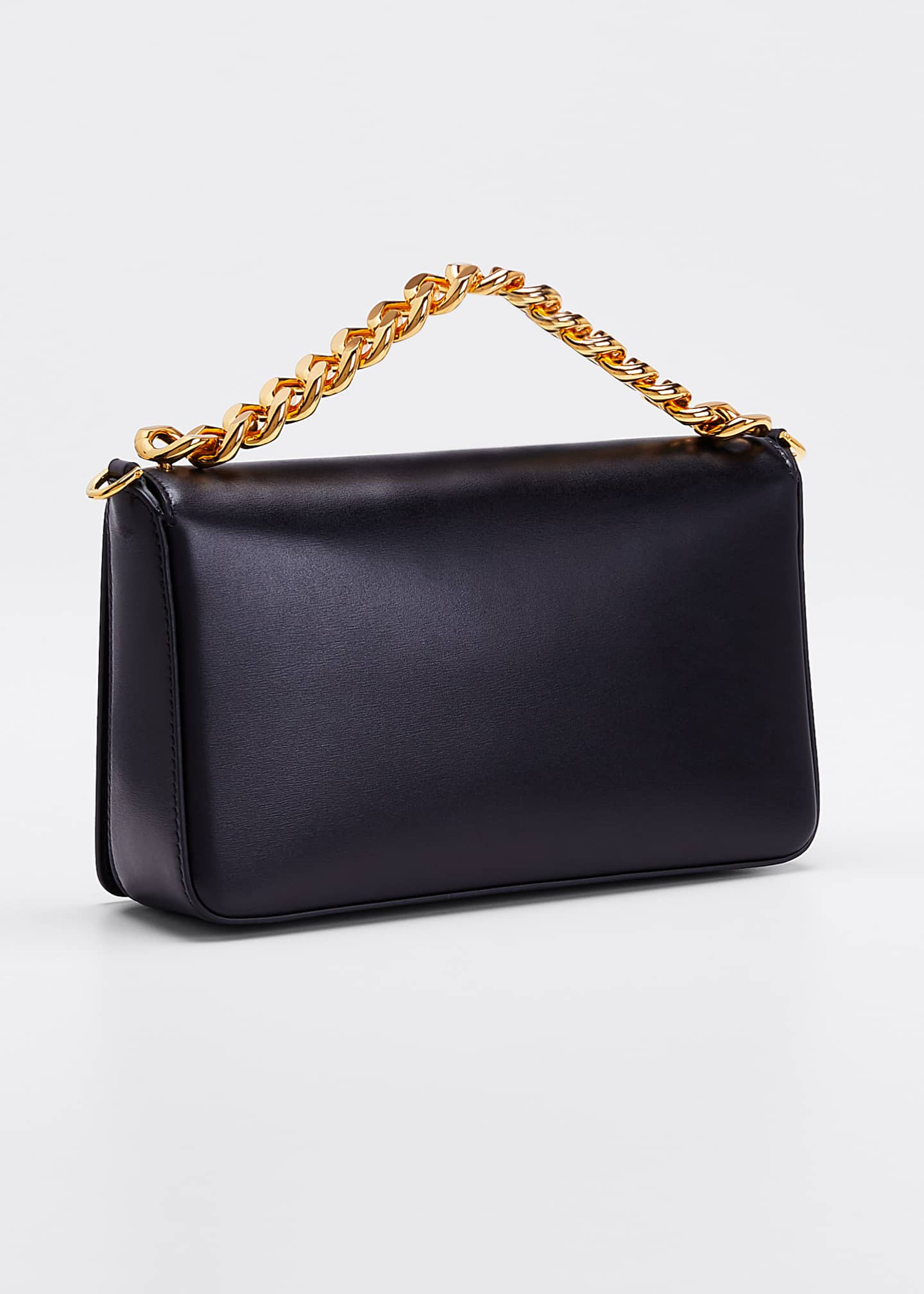 Image 3 of 5: Palmellato Large TF Chain Shoulder Bag