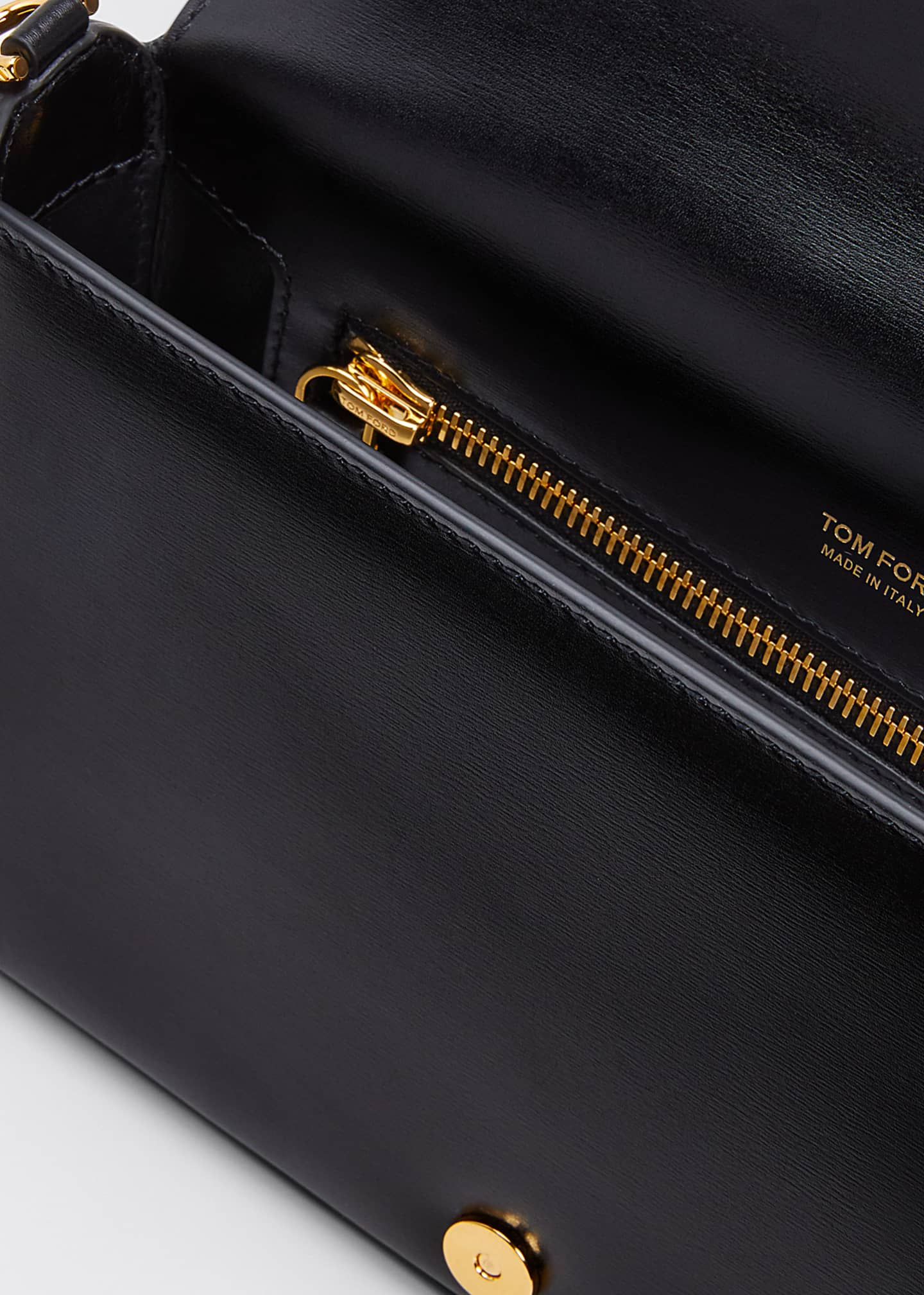 Image 4 of 5: Palmellato Large TF Chain Shoulder Bag
