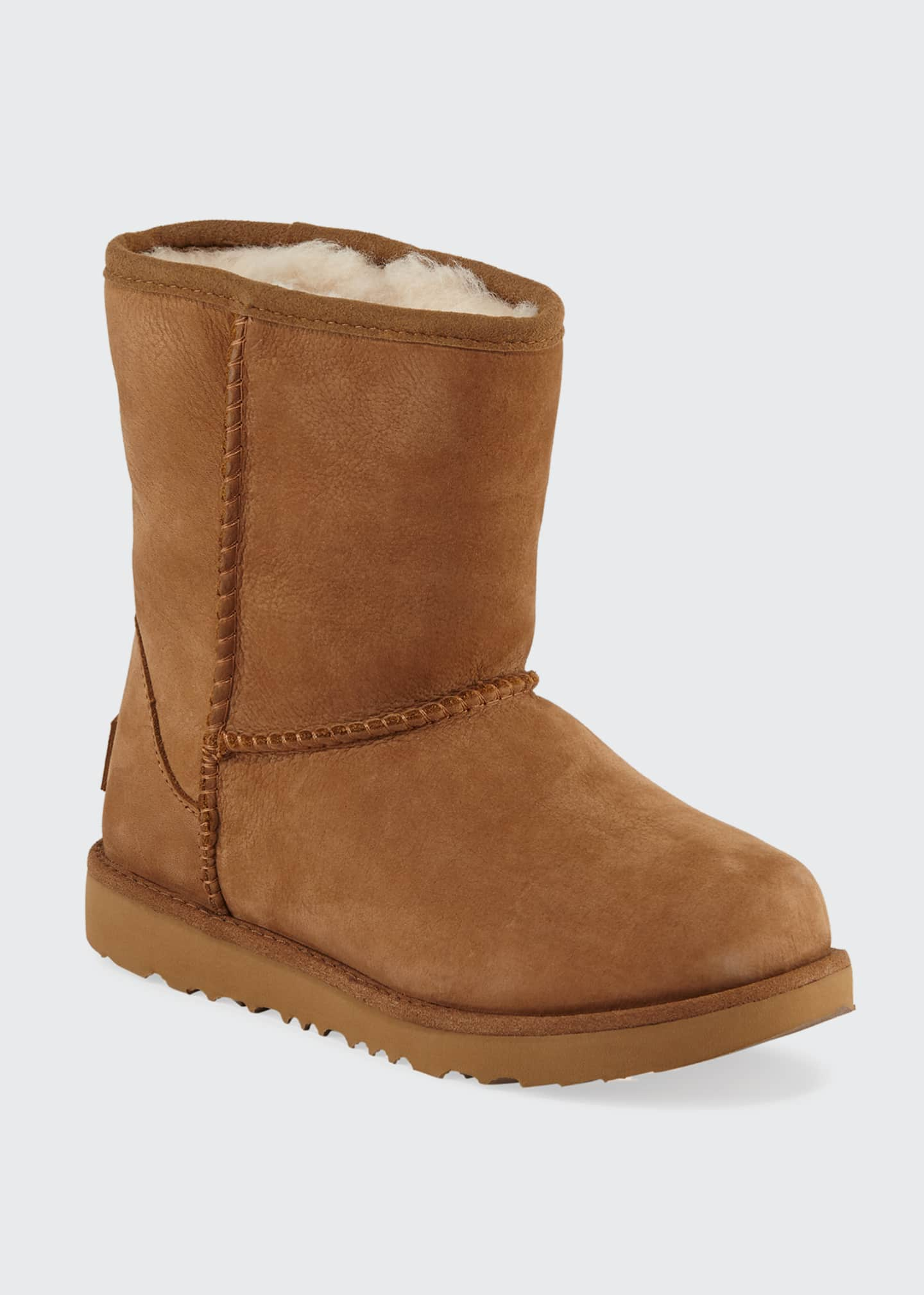 UGG Classic Short II Suede Boots, Baby/Toddler