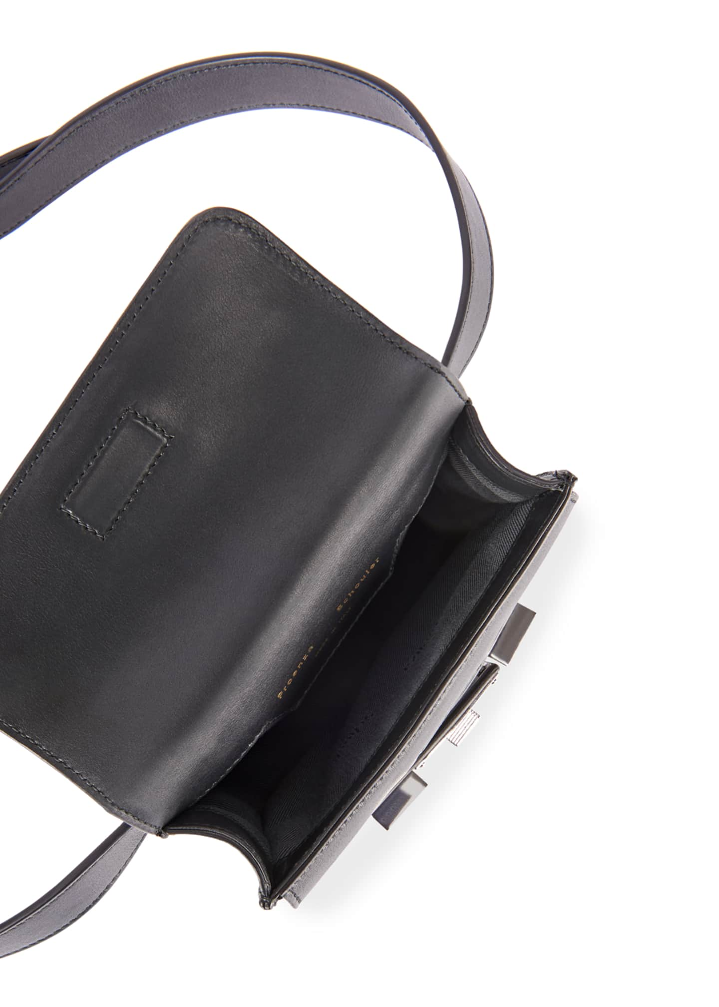 Image 3 of 4: PS11 Smooth Leather Belt Bag