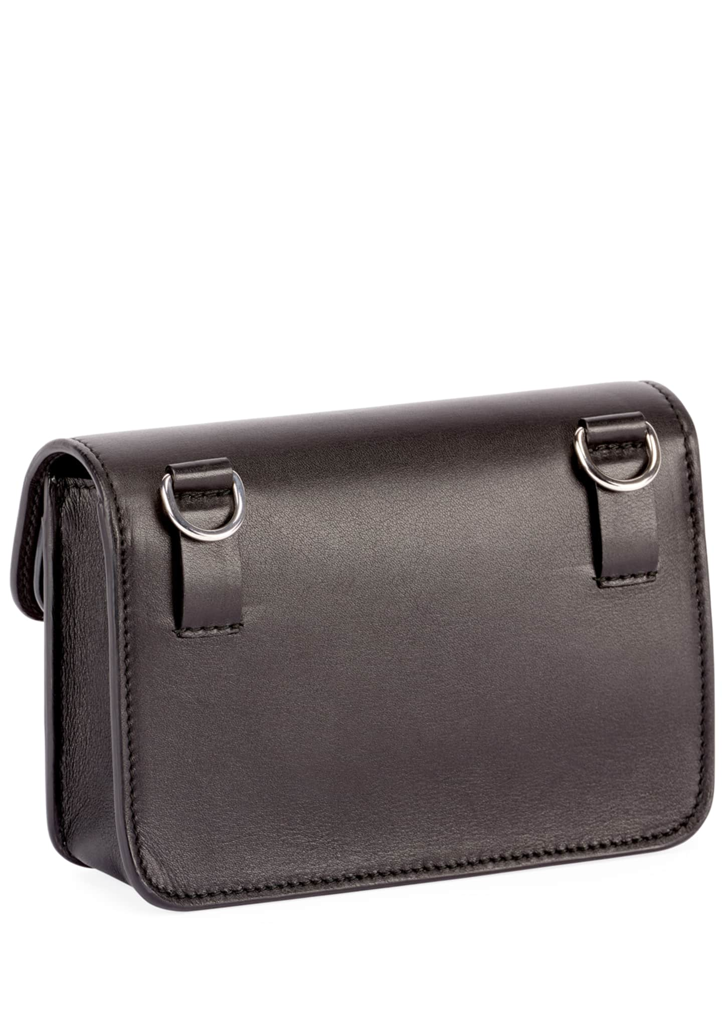 Image 4 of 4: PS11 Smooth Leather Belt Bag