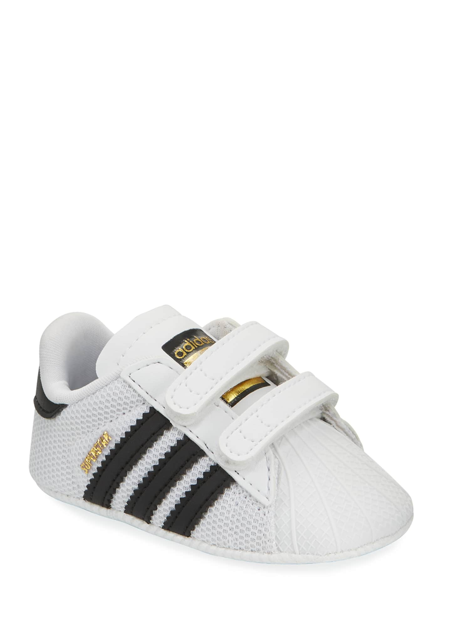 Image 1 of 2: Superstar Classic Crib Sneakers, Baby