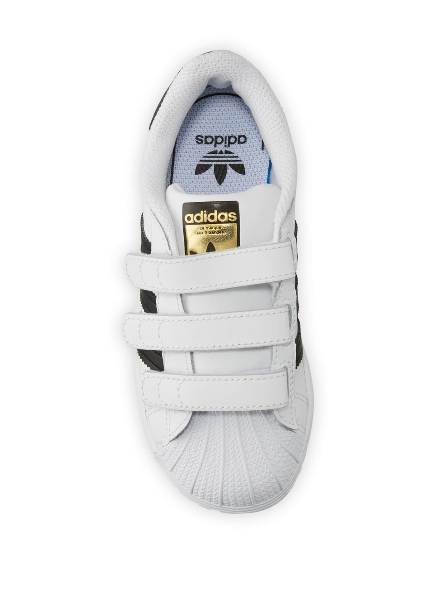 Image 3 of 4: Superstar Classic Sneakers, Toddler/Kids