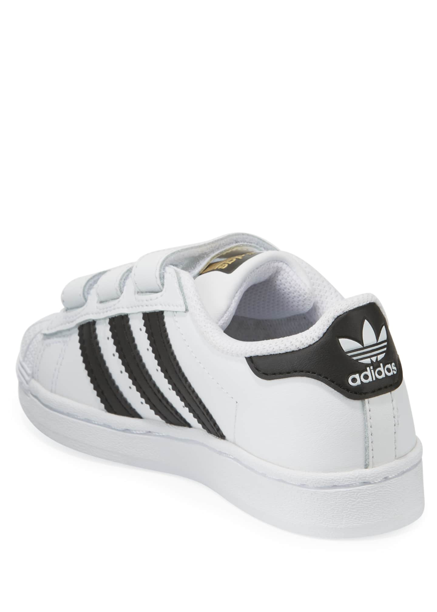 Image 4 of 4: Superstar Classic Sneakers, Toddler/Kids