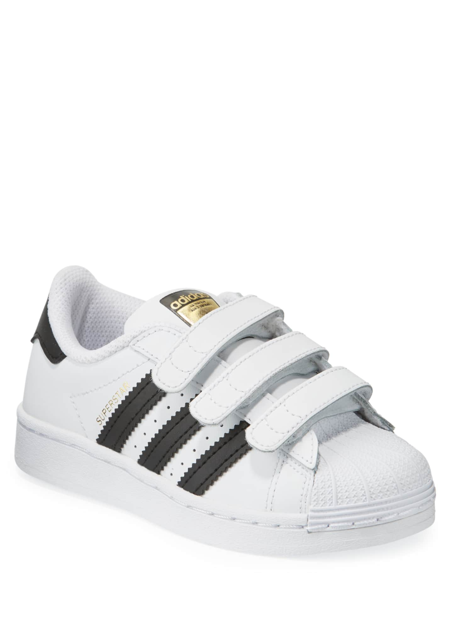 Image 1 of 4: Superstar Classic Sneakers, Toddler/Kids